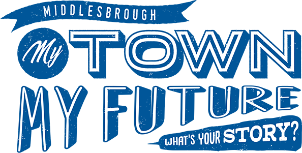 My Town My Future Logo