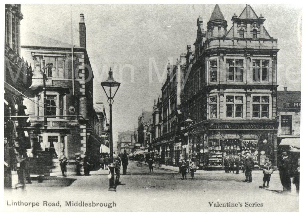 Linthorpe Road and Newport Road (1908)