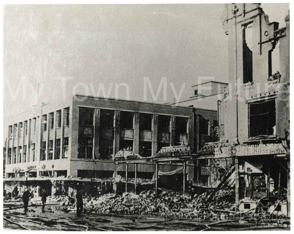 Co-op (Victoria Hall), Linthorpe Road (1942)