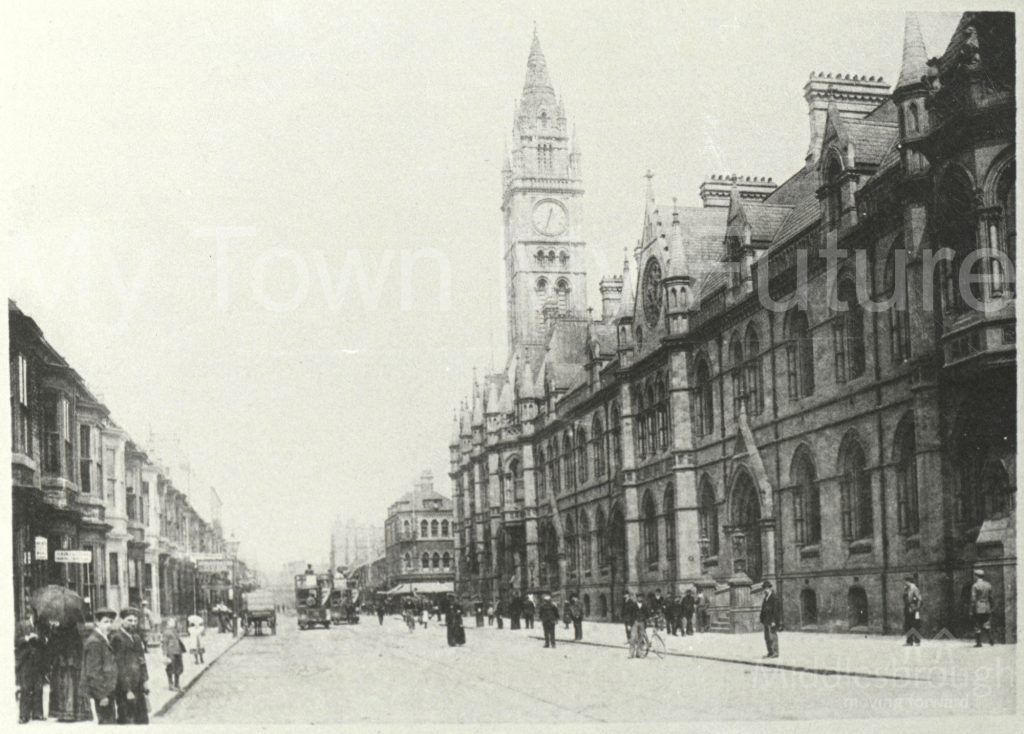 Albert Road (1900)