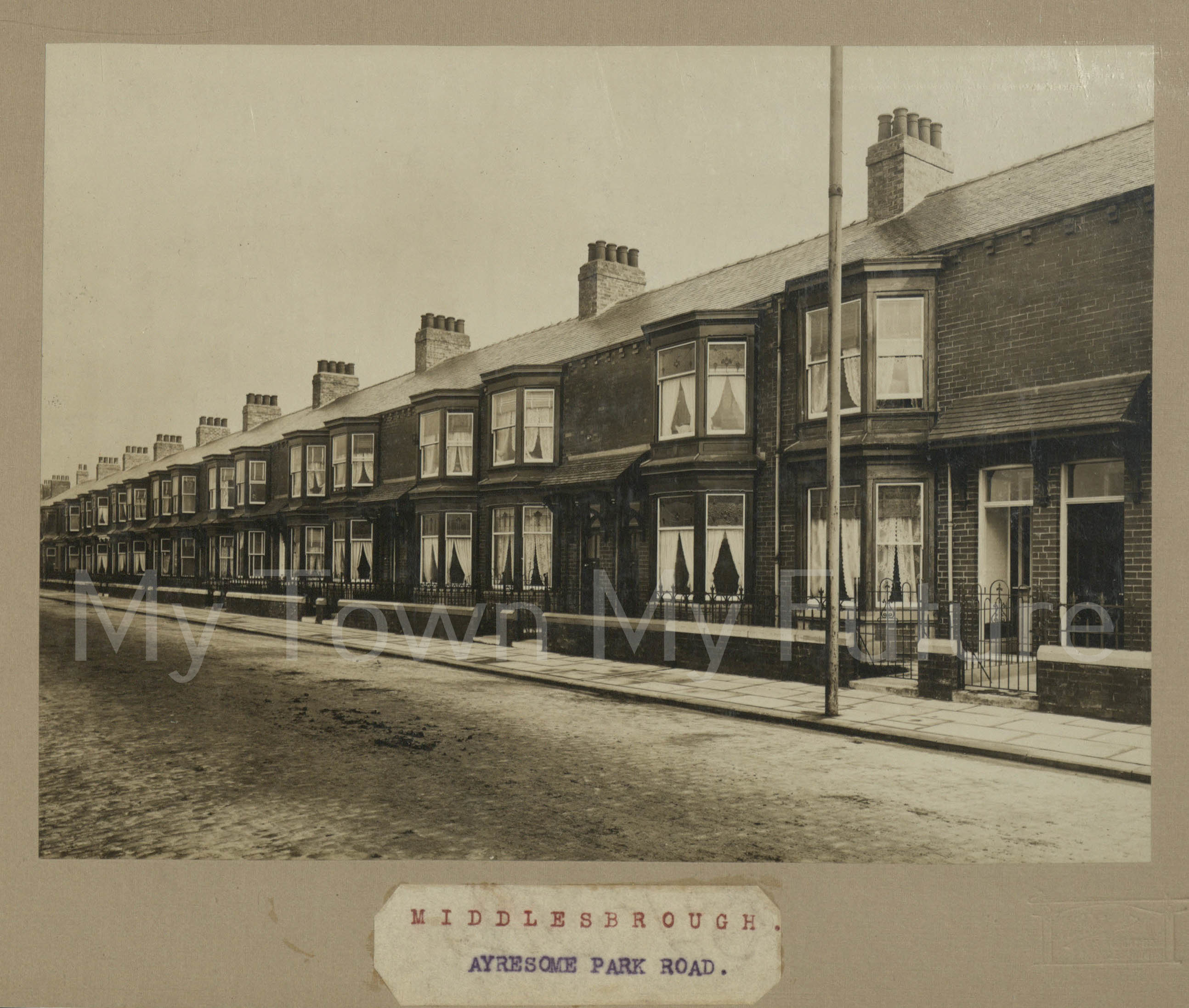 Ayresome Park Road Cleveland County Libraries