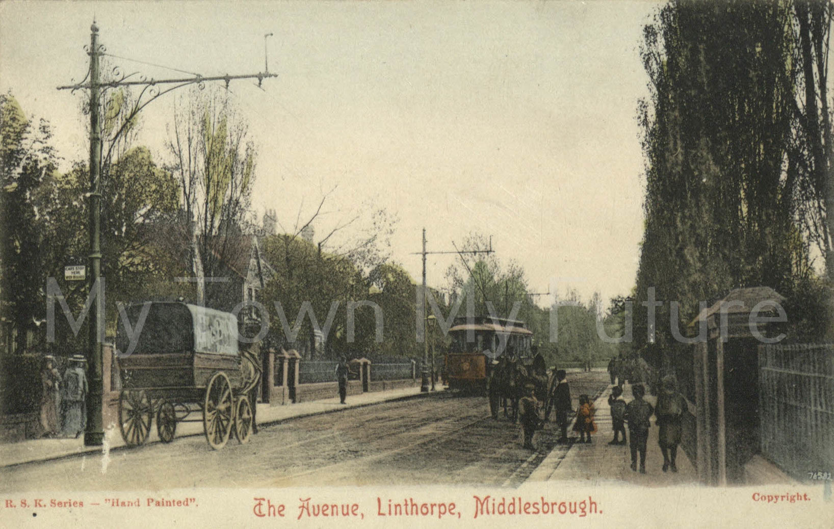 The Avenue Linthrope 1