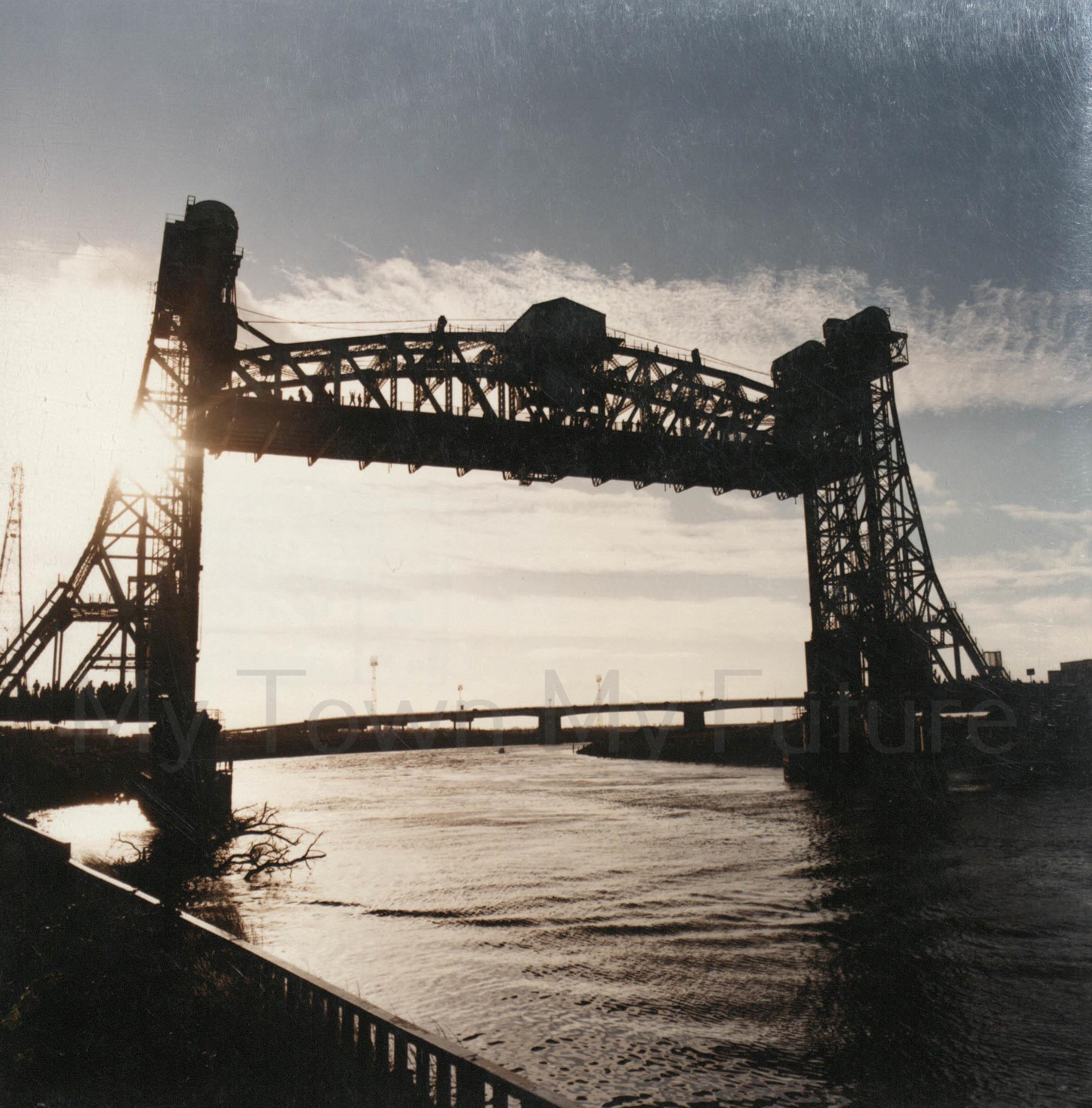 Newport Bridge - Last Raising (1990)