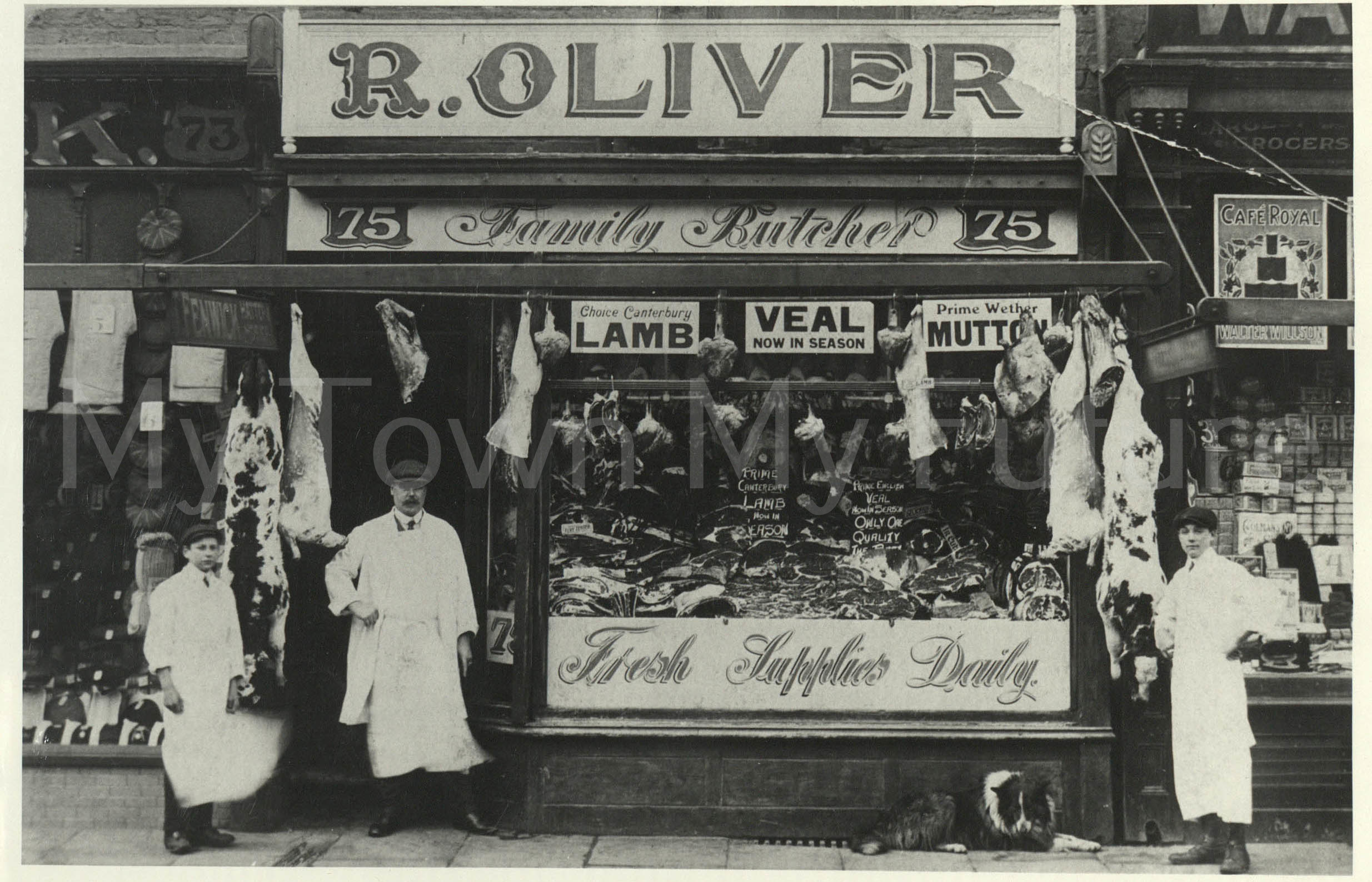 Butchers Market Department of Planning - Cleveland County Council