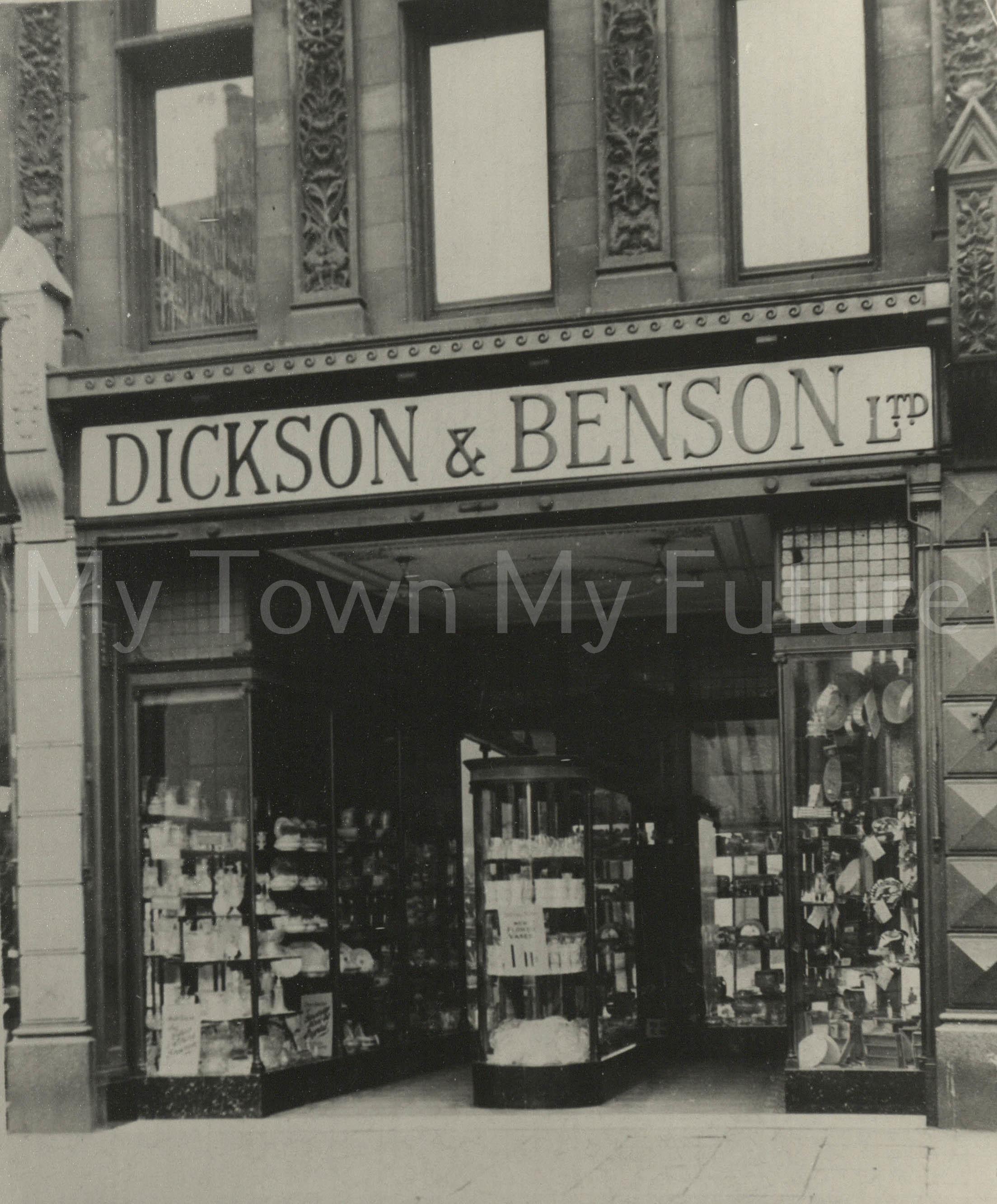 dickson & benson ltd