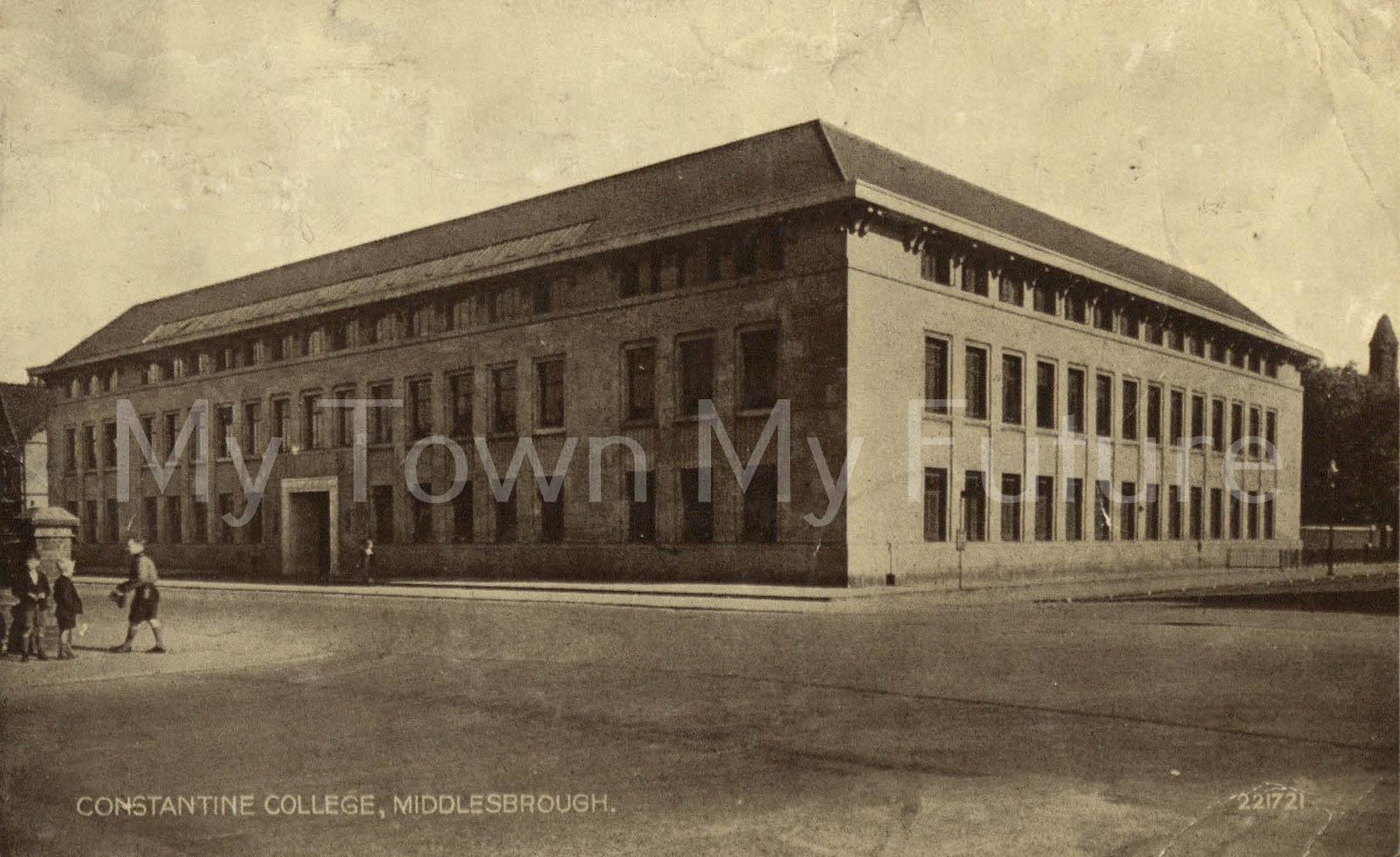 Constantine College_1946