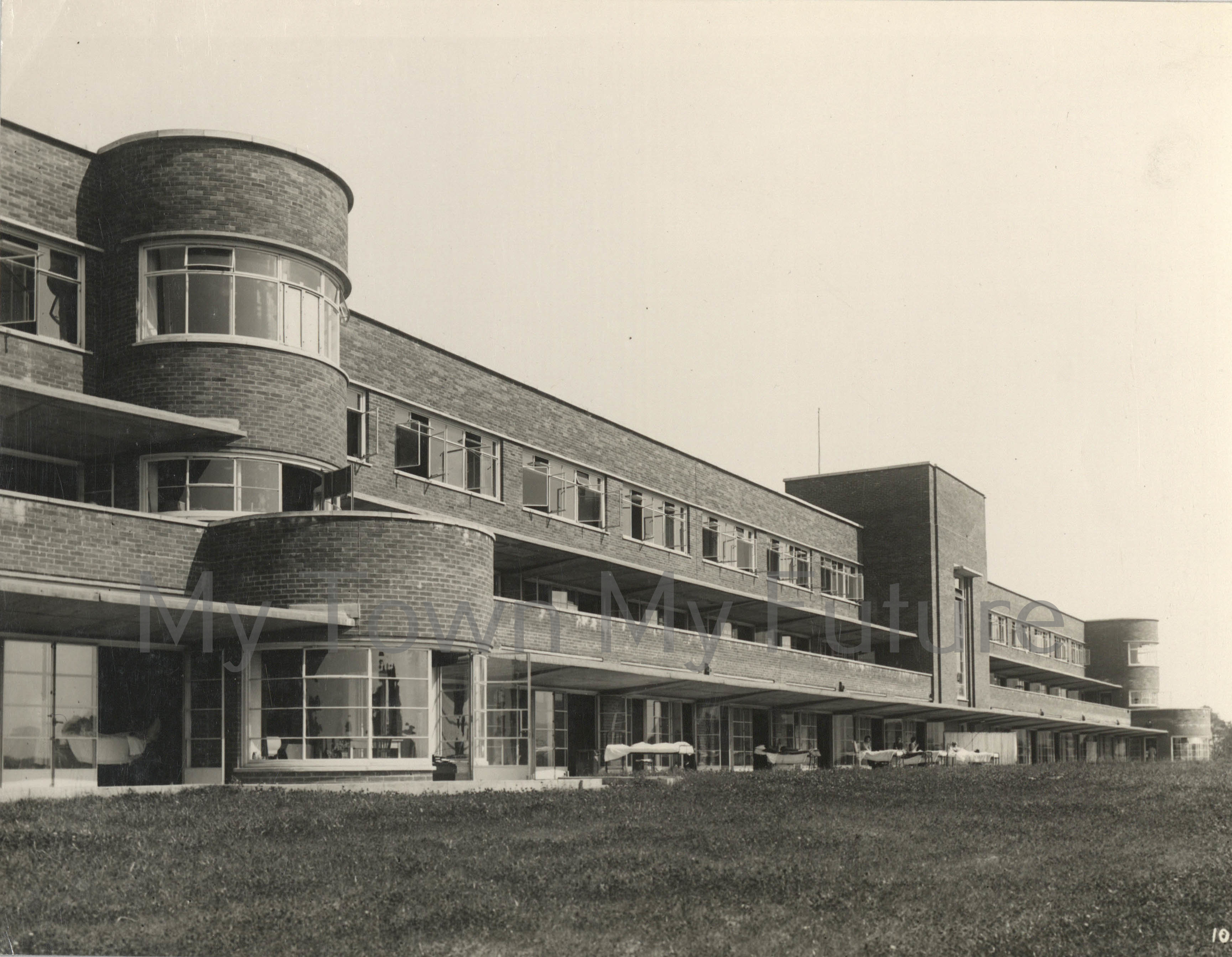 Poole Hospital Sanatorium