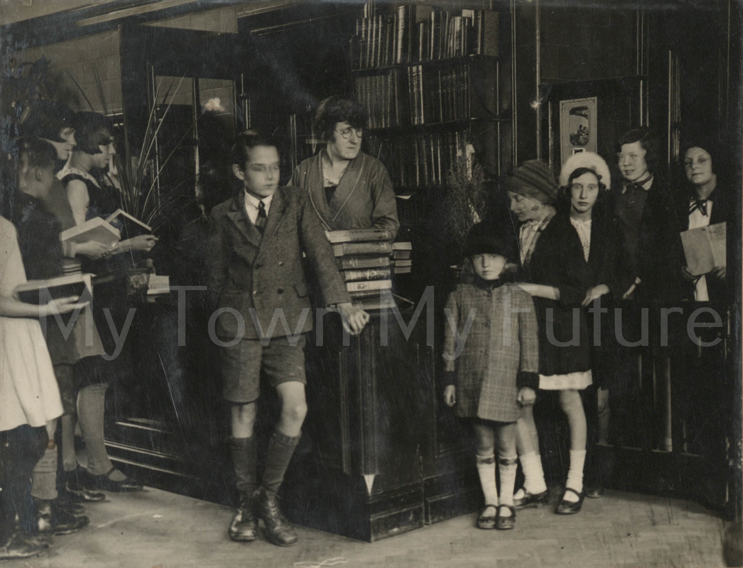 Middlesbrough Central Library Junior 1931