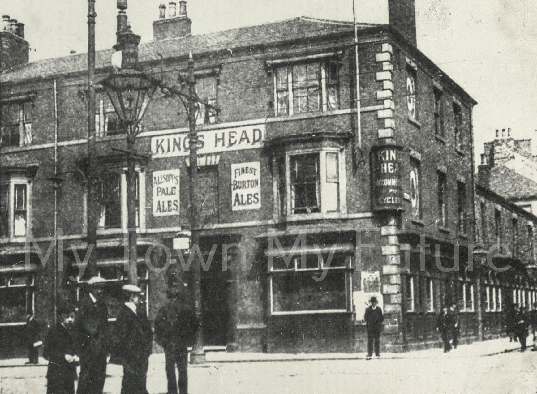Kings Head Hotel 1 newport Road___