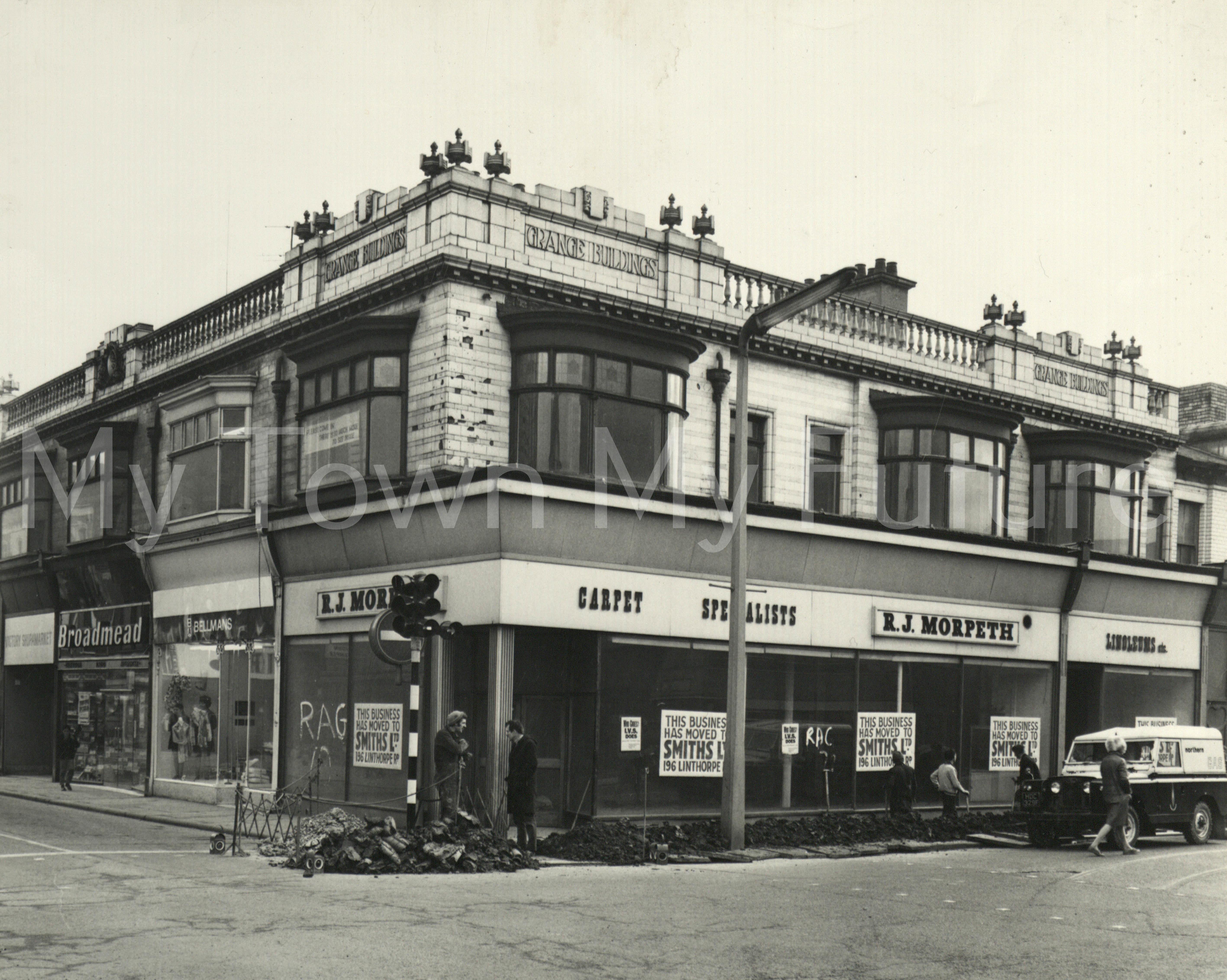 Grange Buildings - 112 LInthorpe Road
