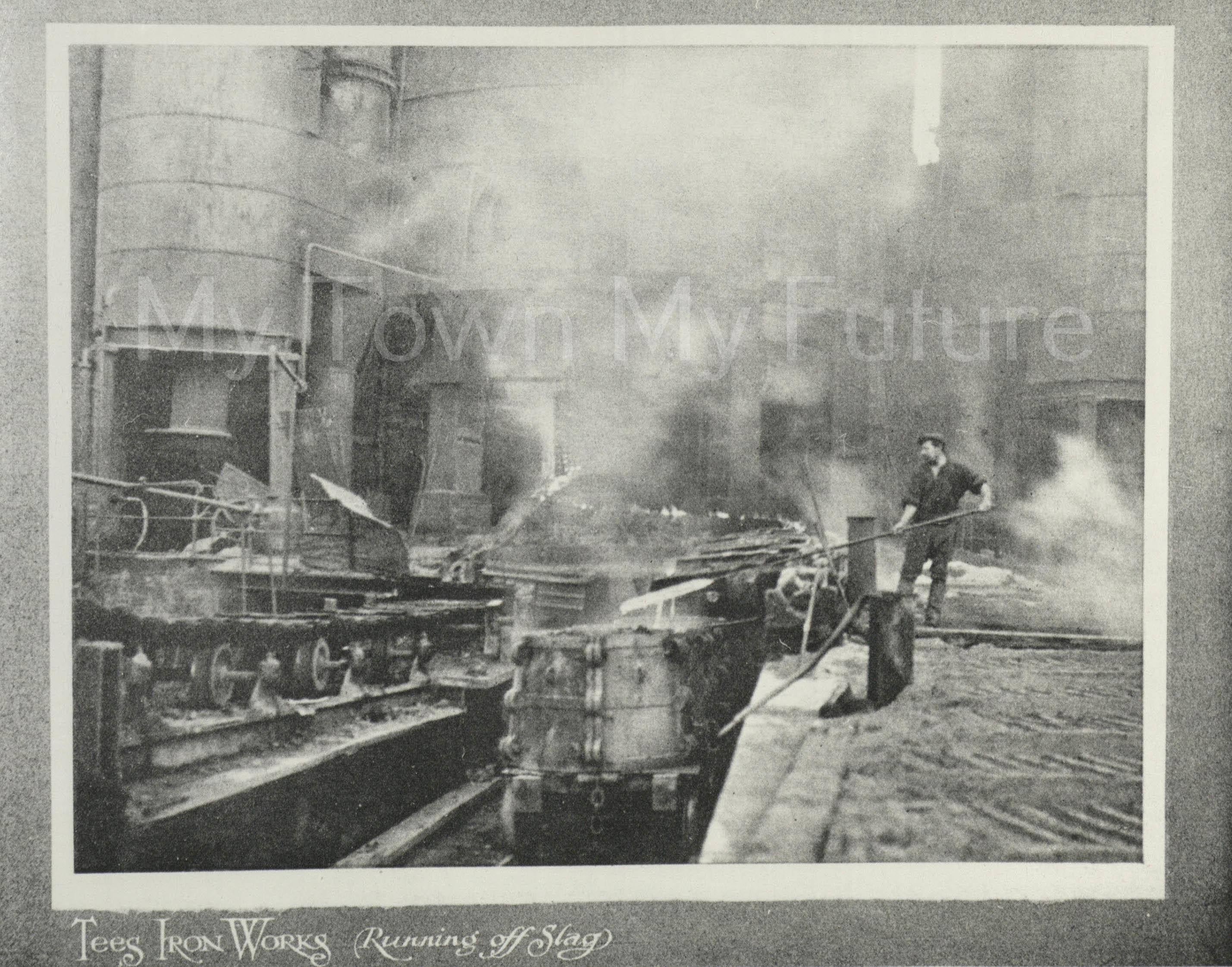 Tees Ironworks 1926
