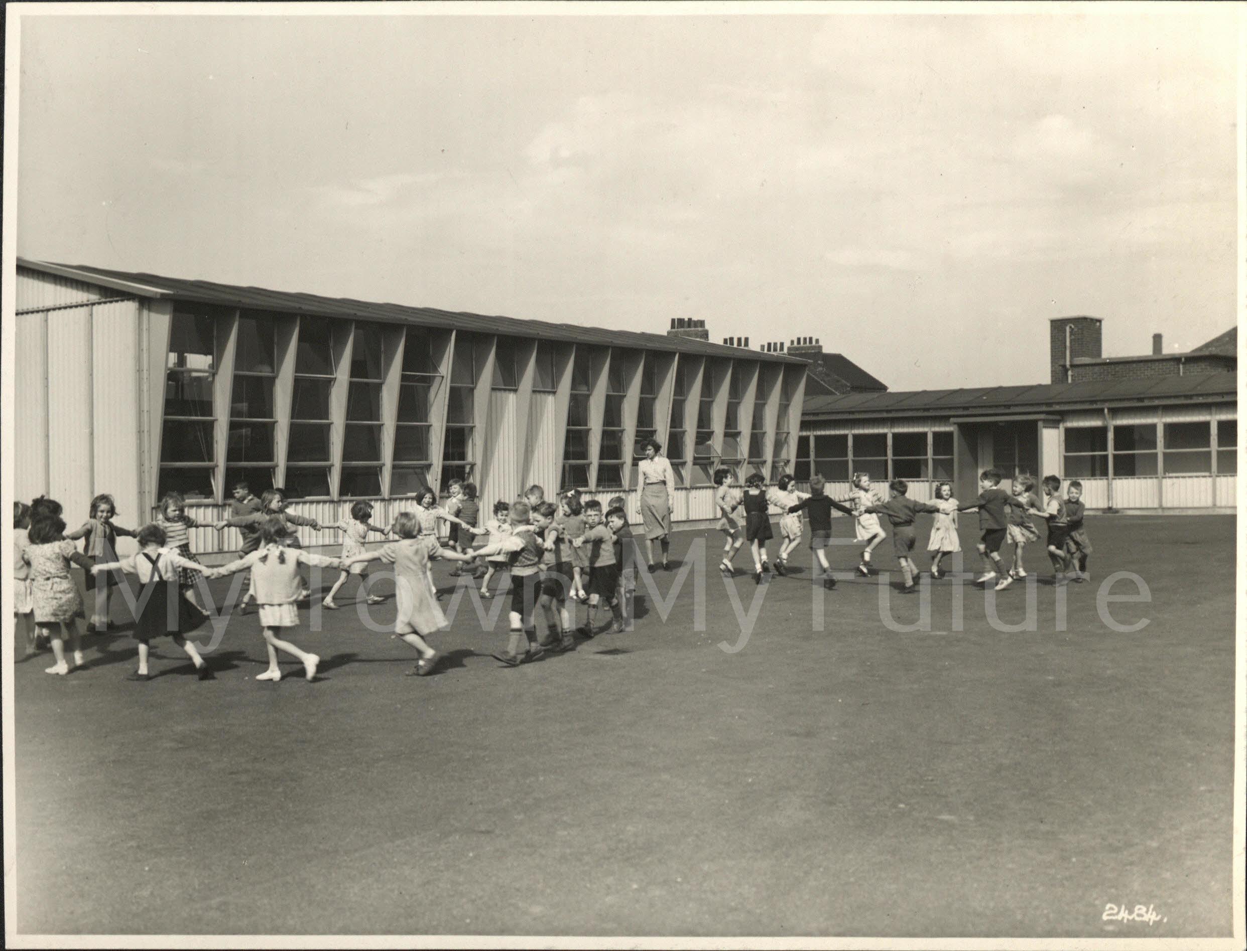 Brambles Farm, Primary School.  (1935)