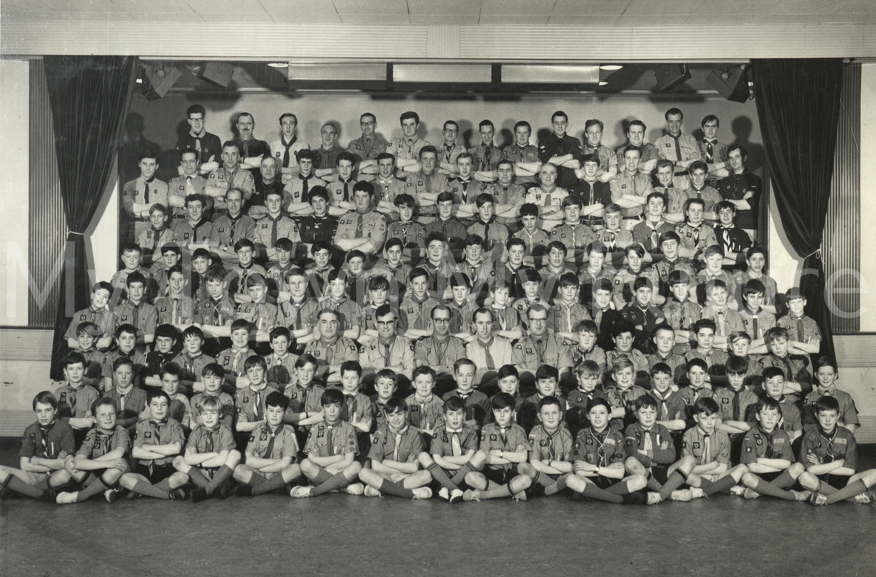 Middlesbrough Scouts Gang Show 1966