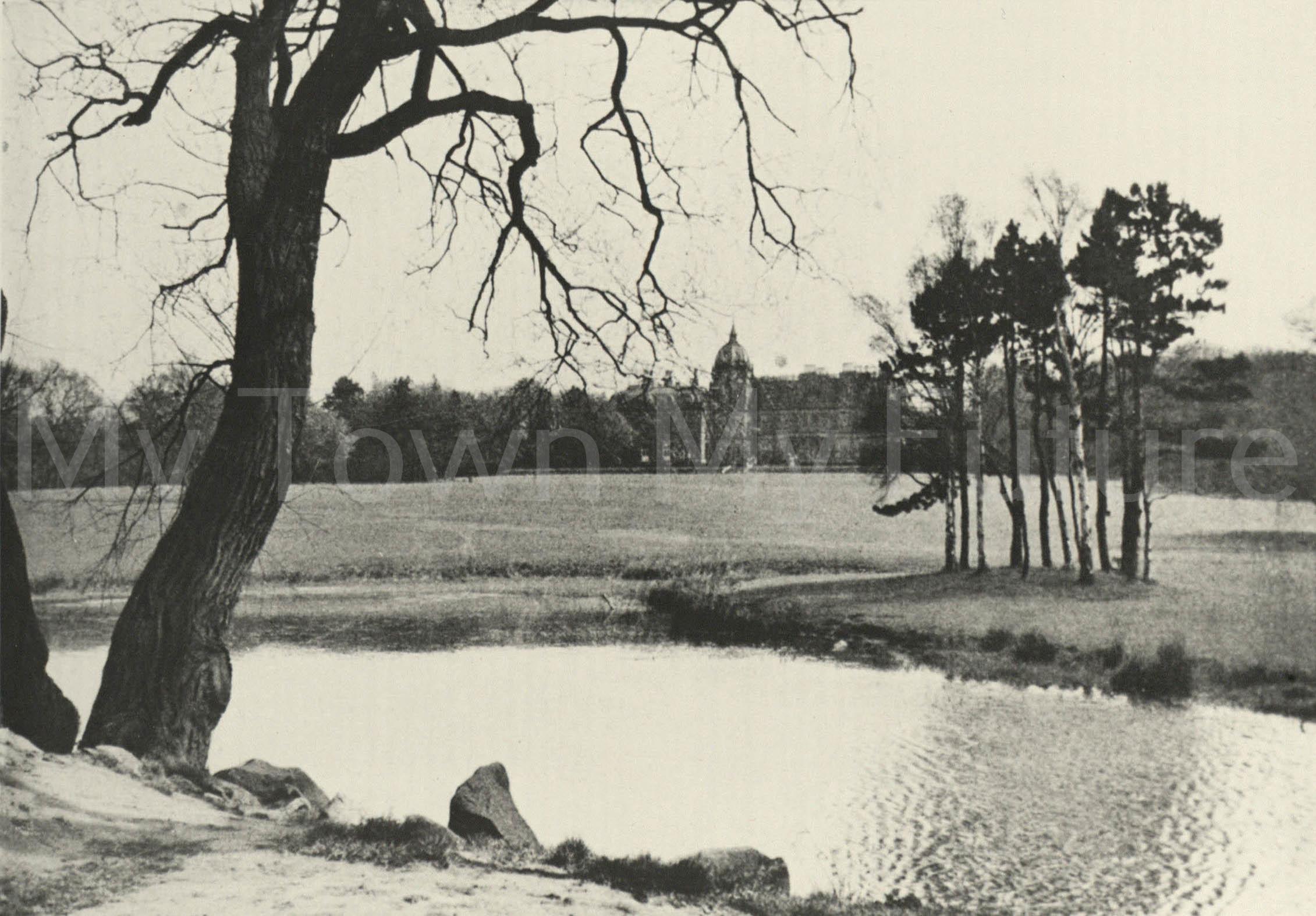 Stewart Park, Raymond Kitching