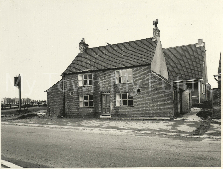 Old Rudds Arms, Marton, 1961