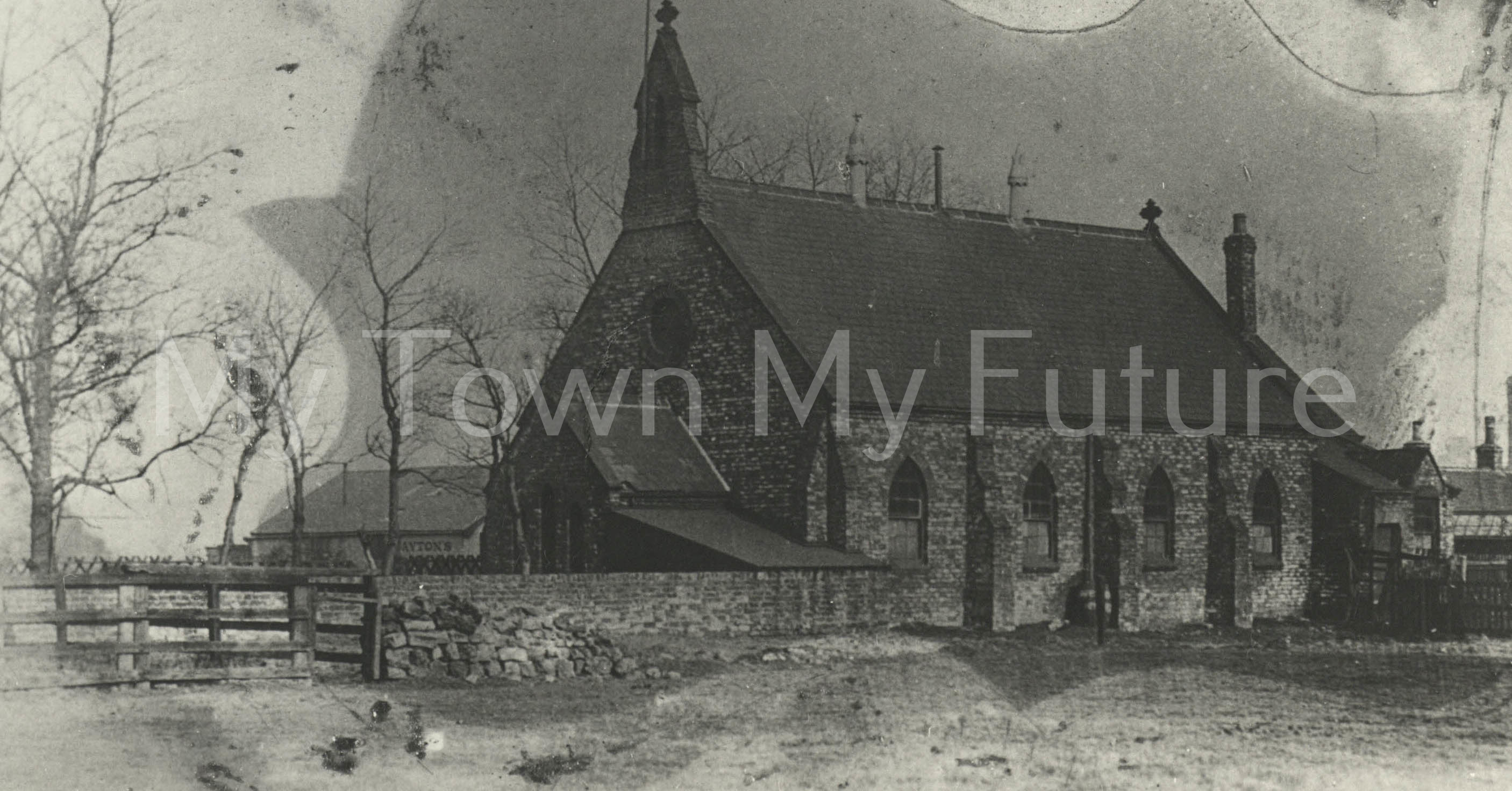 A photo of St Barnabas church