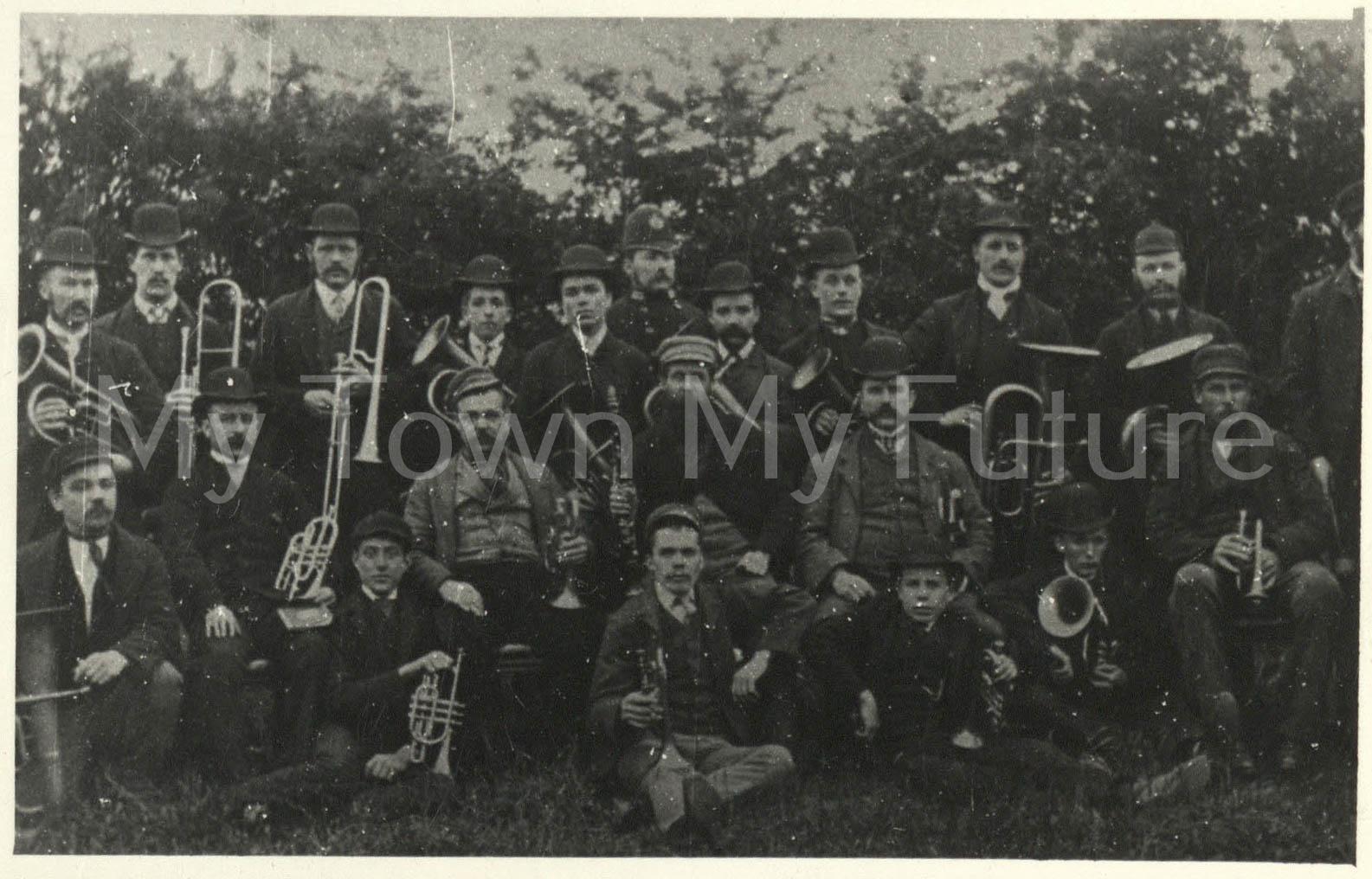 Brass Band (undated)