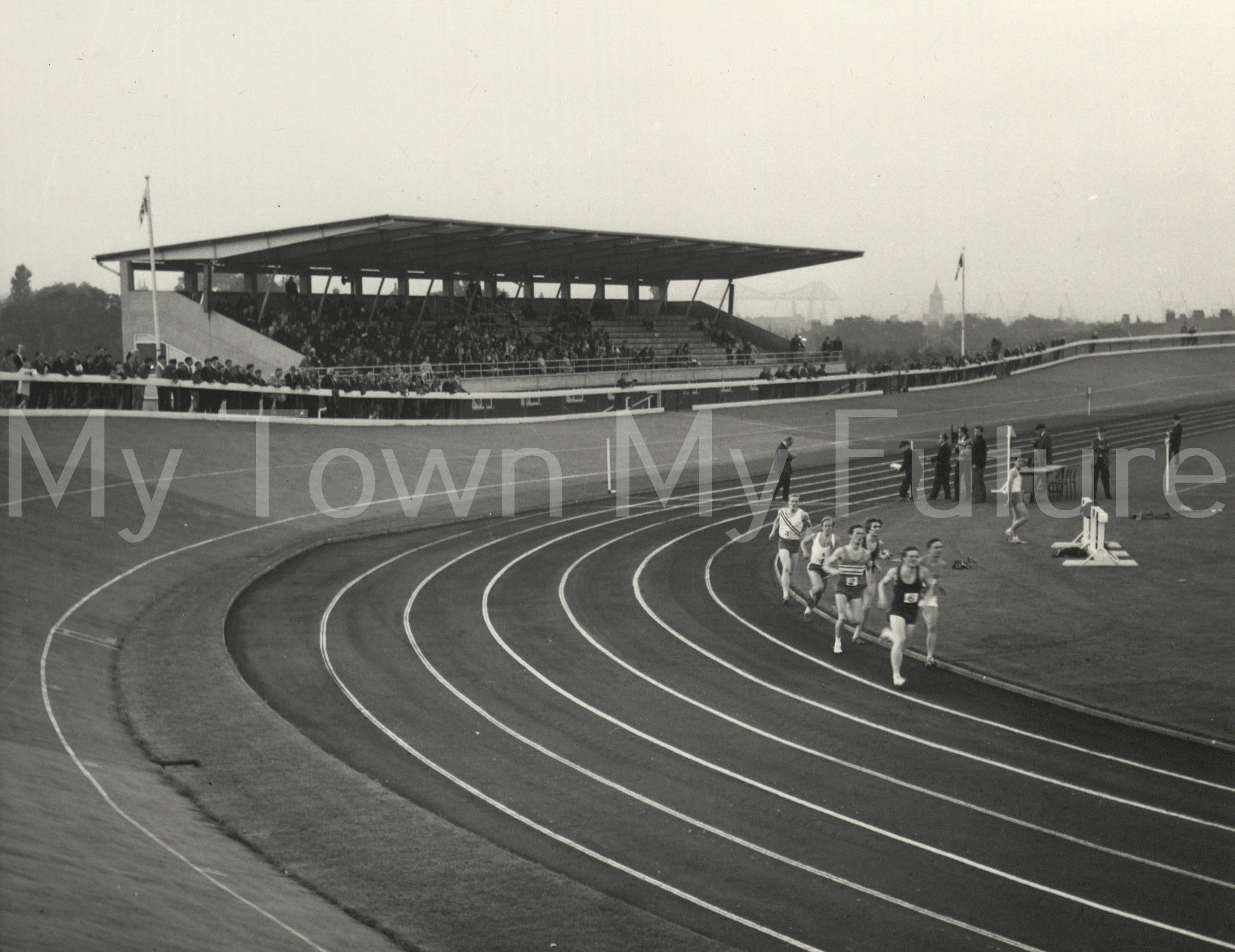 Clairville Stadium 1963