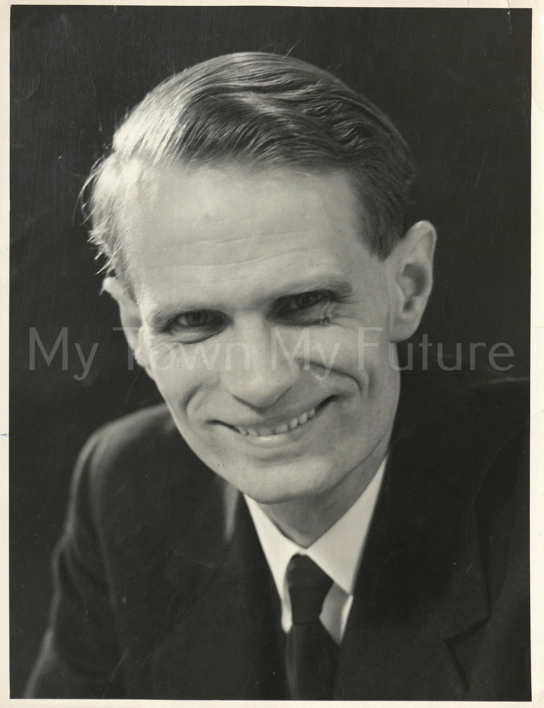 Dr Jeremy Bray MP_1966