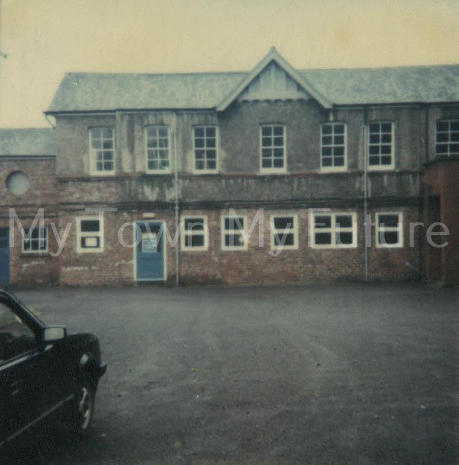 Holmwood House Orchard Road 1987