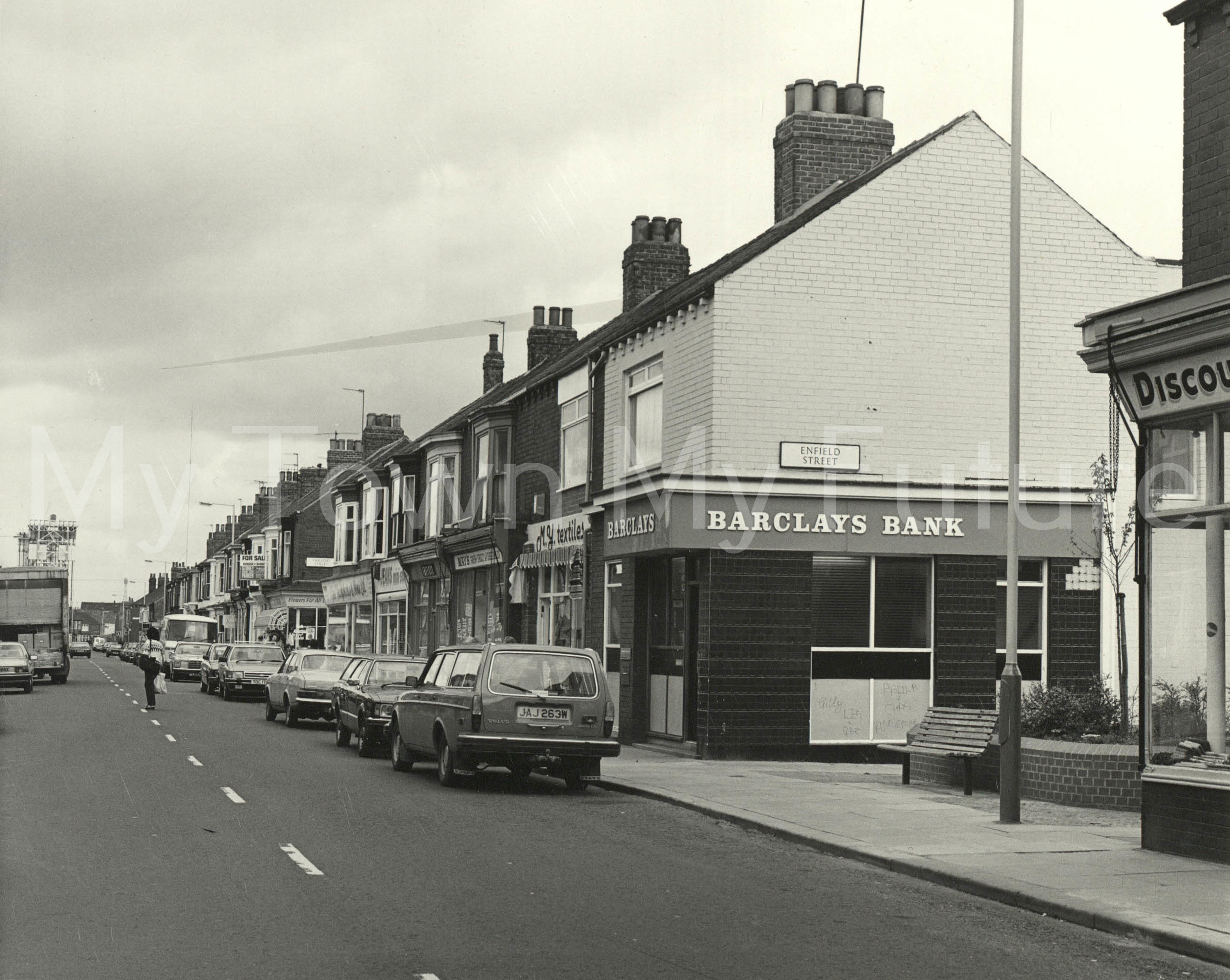 Parliament Road, Middlesbrough (1983)
