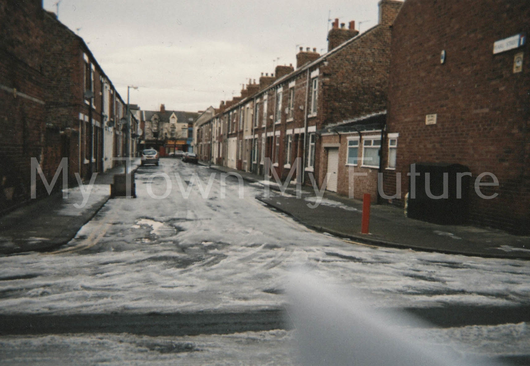 Pearl Street, Middlesbrough (December 2010)
