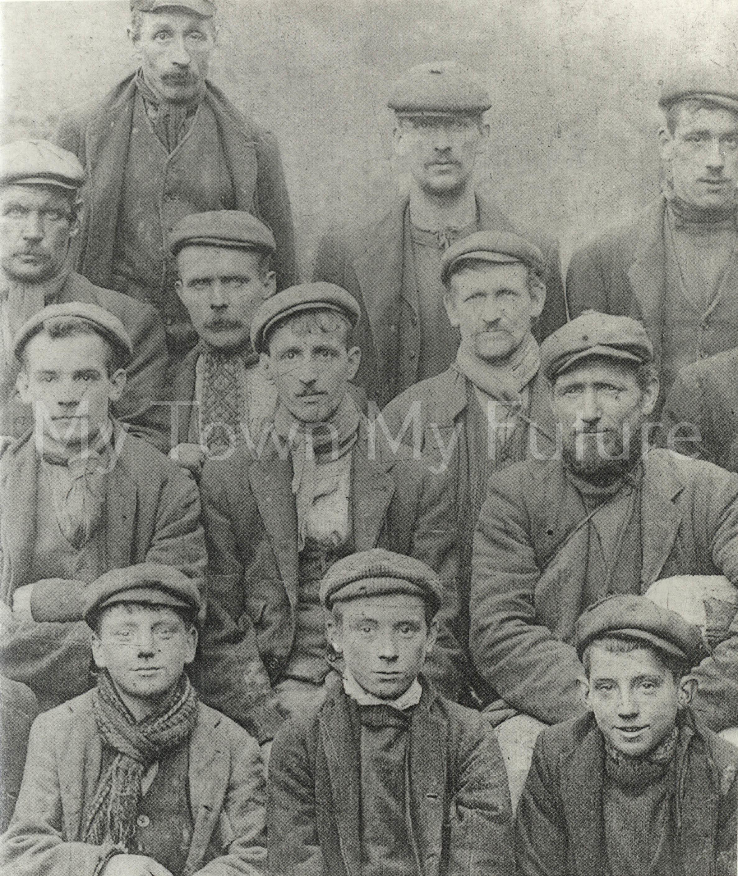 Eston, Boy Miners