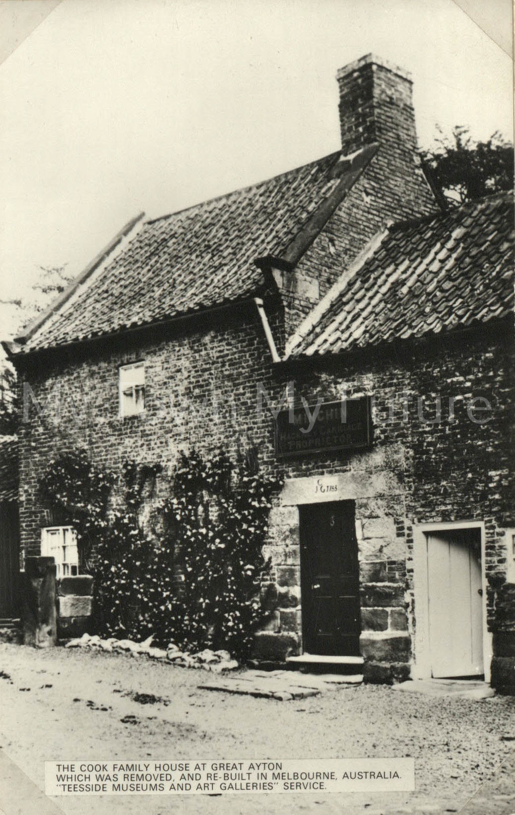 Captain Cook House