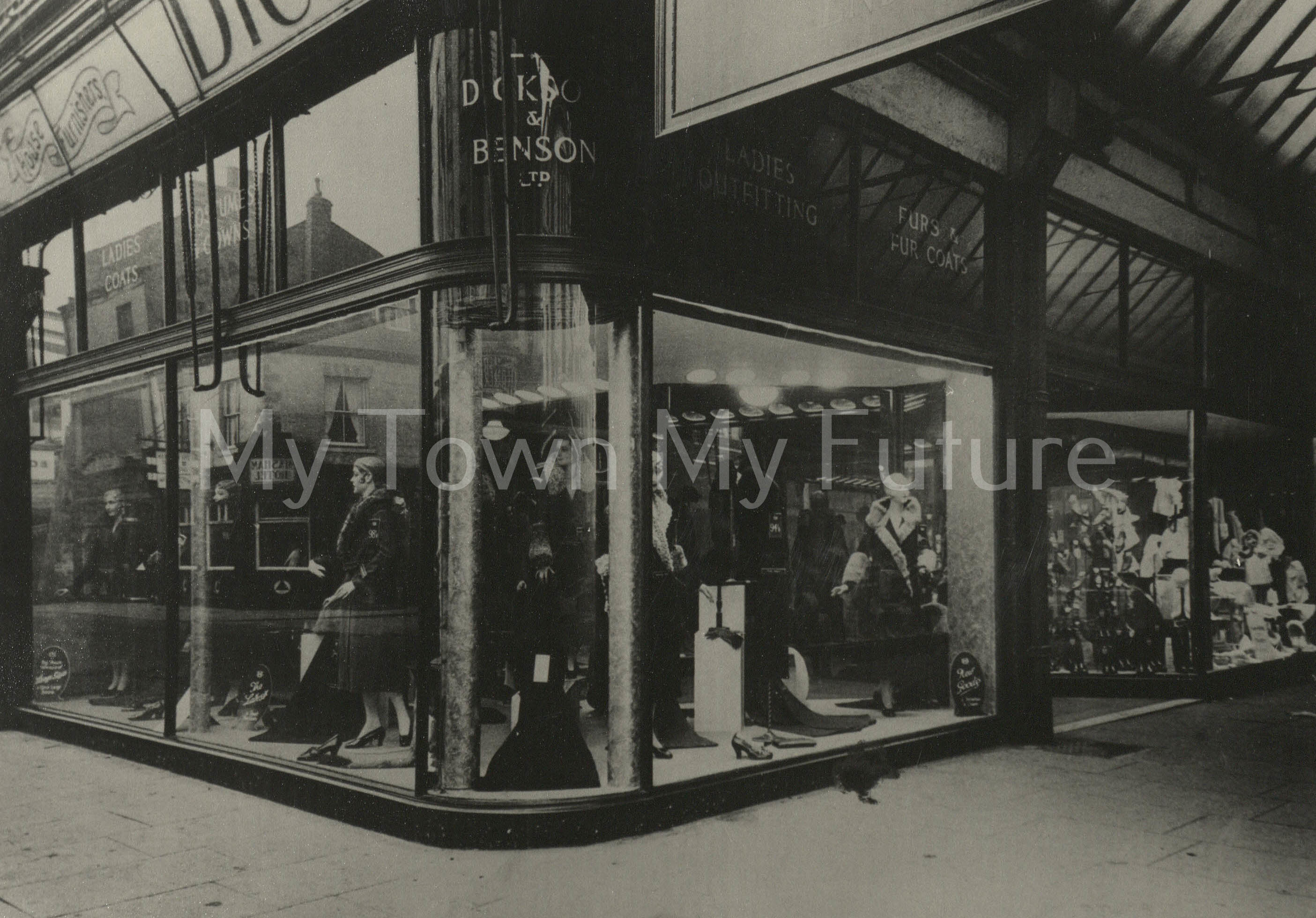 Dickson & Benson Ltd, Linthorpe Road, Department of Planning - Cleveland County Council