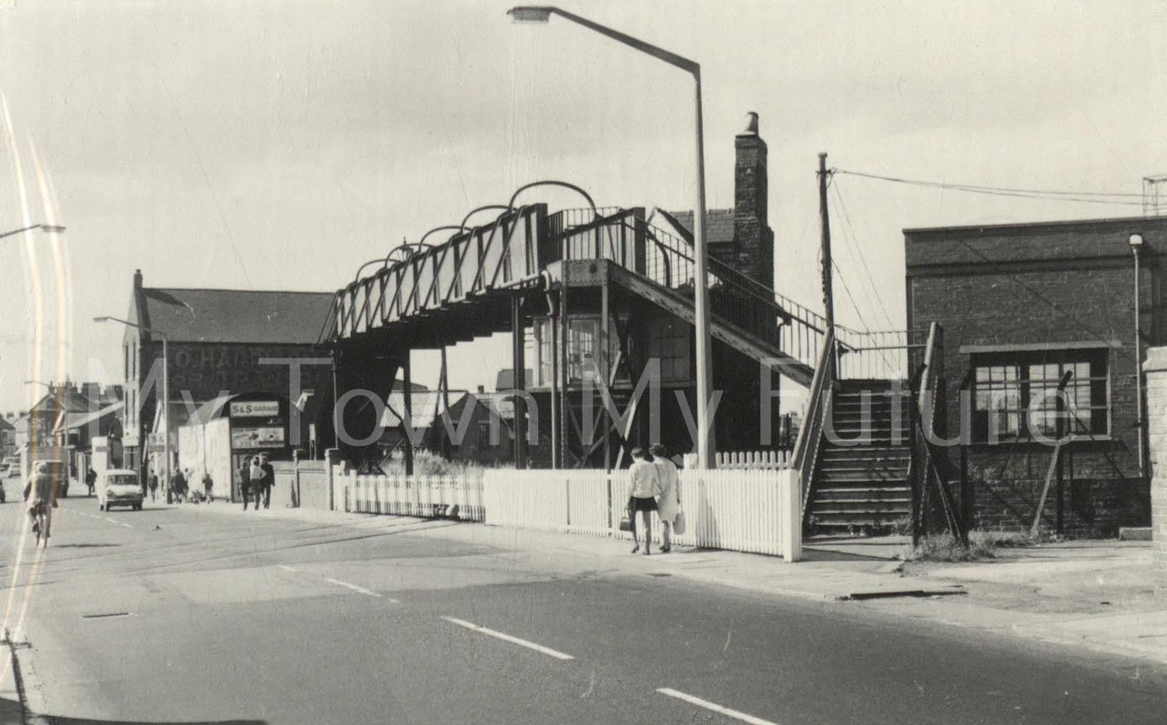 North Ormesby Railway Bridge, North Ormesby Road