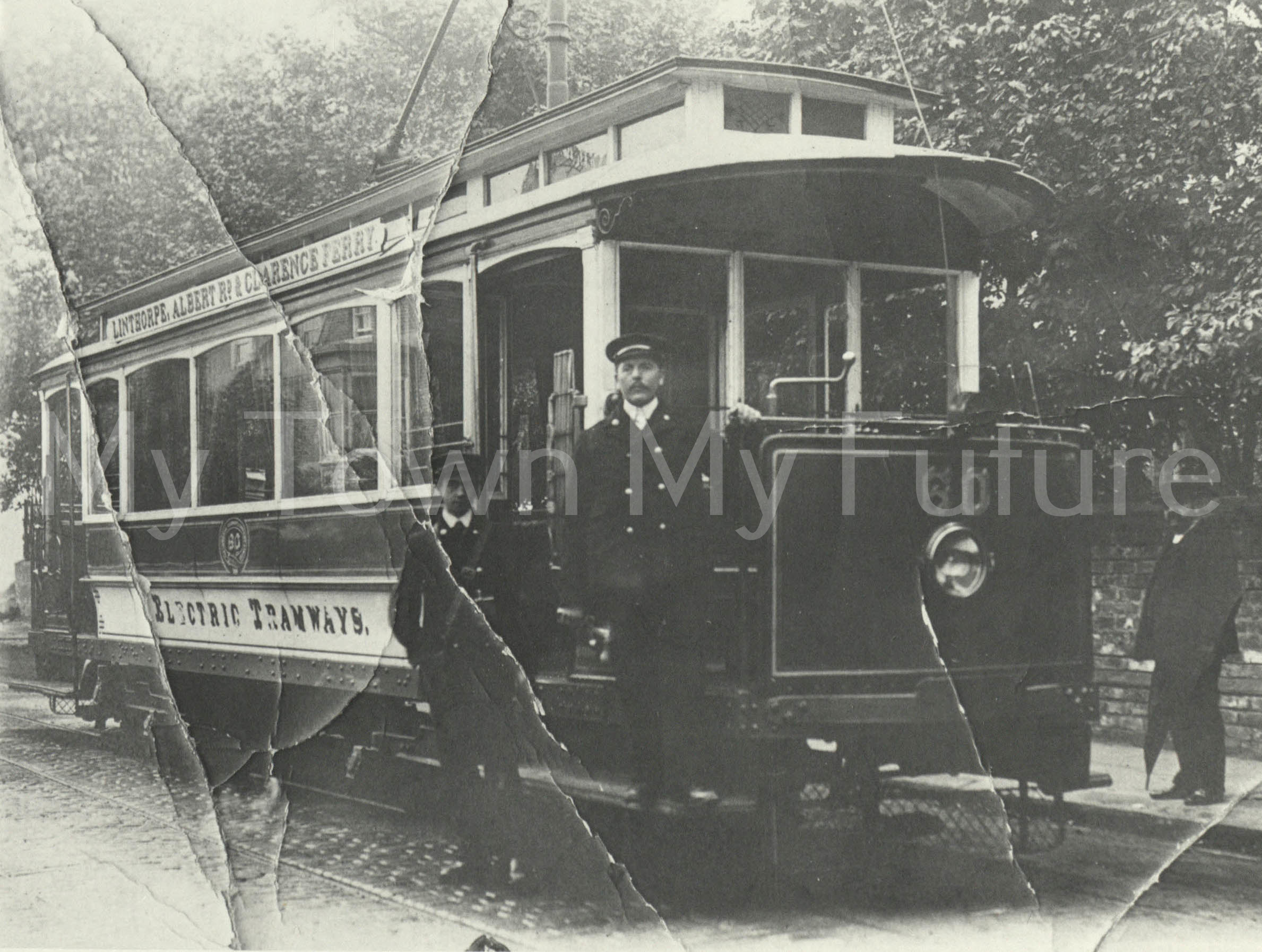Trams, Department of Planning - Cleveland County Council