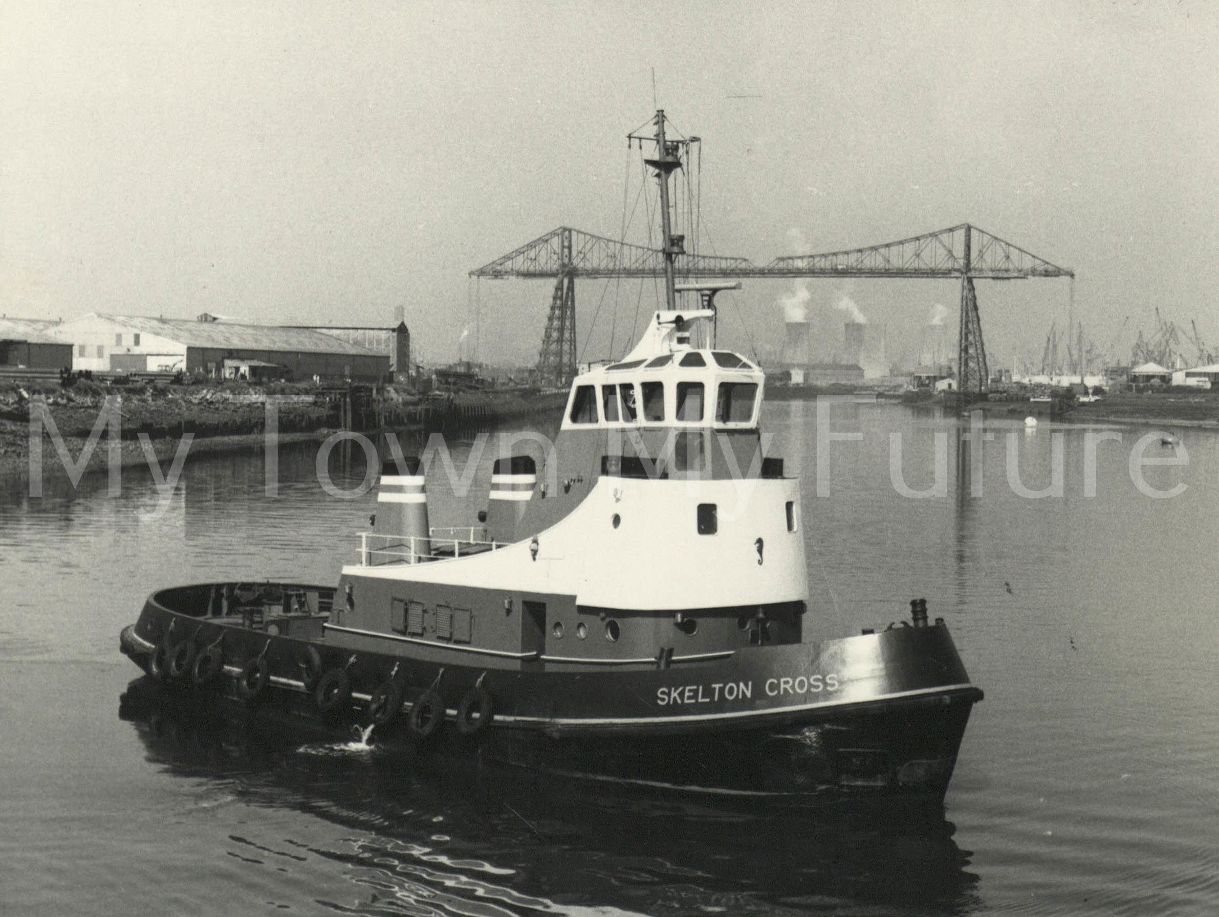 Tug Boat - Skelton Cross