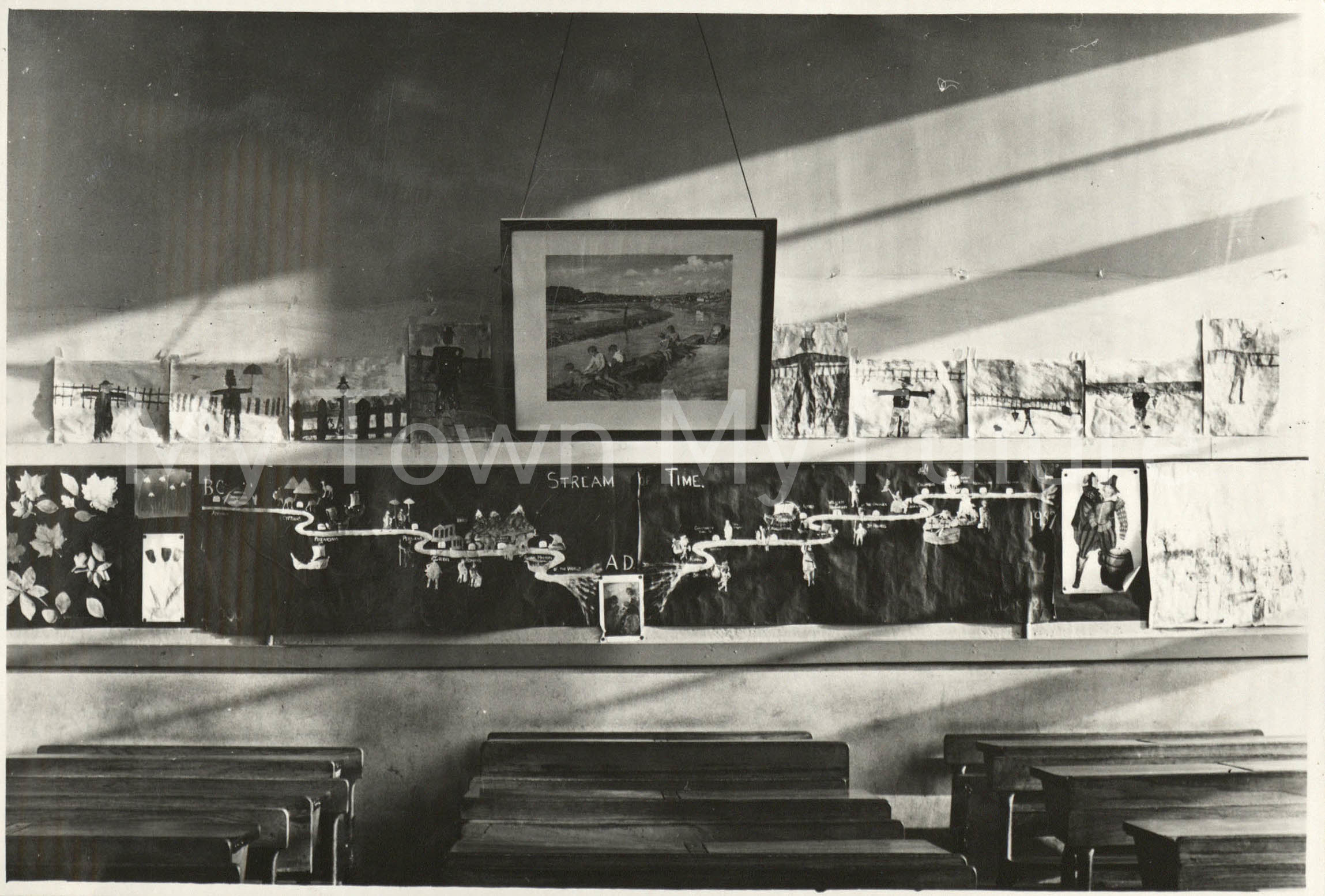 Fleetham Steet School,