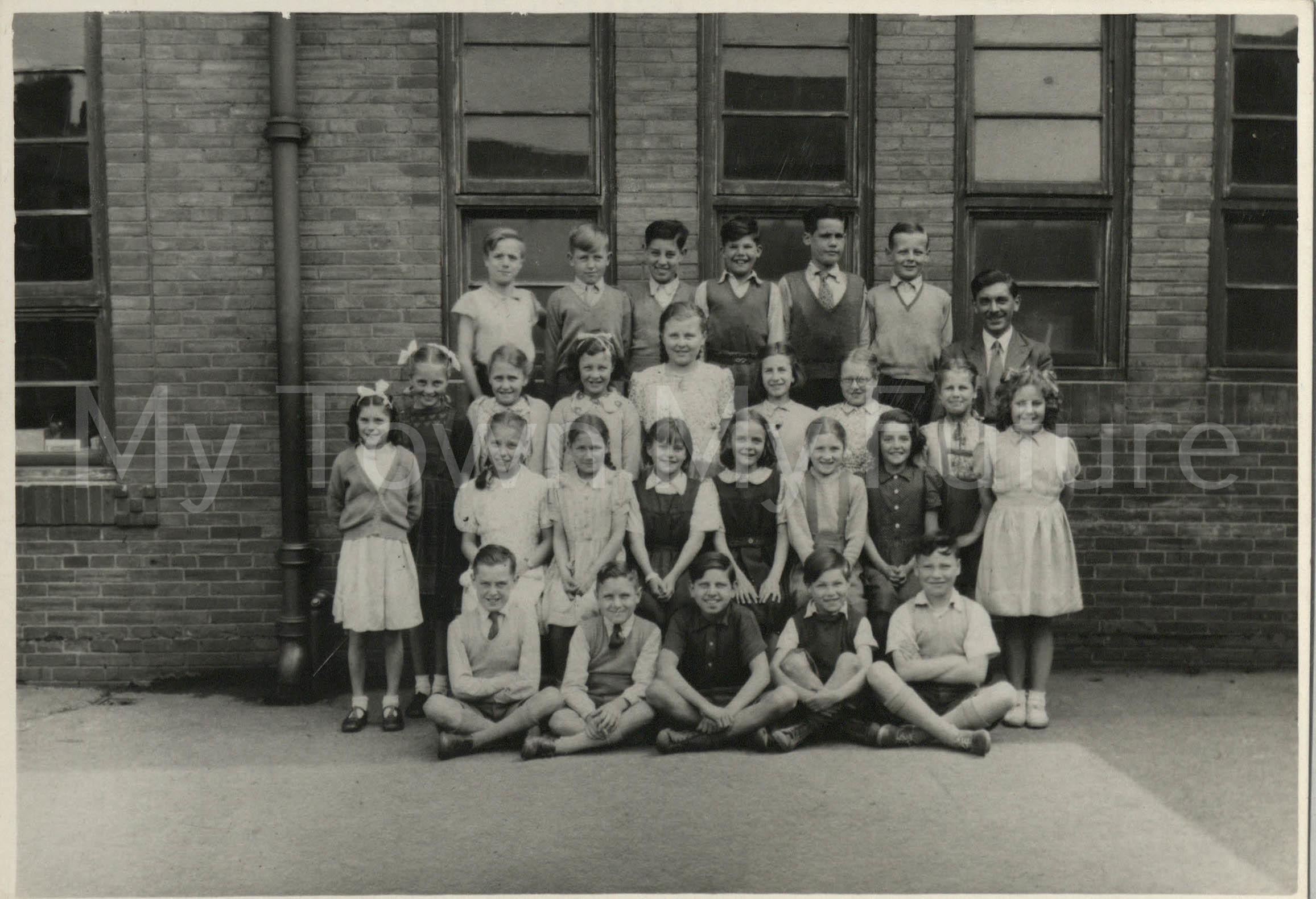 Fleetham Steet School (Mr Addison) 1950 -1951