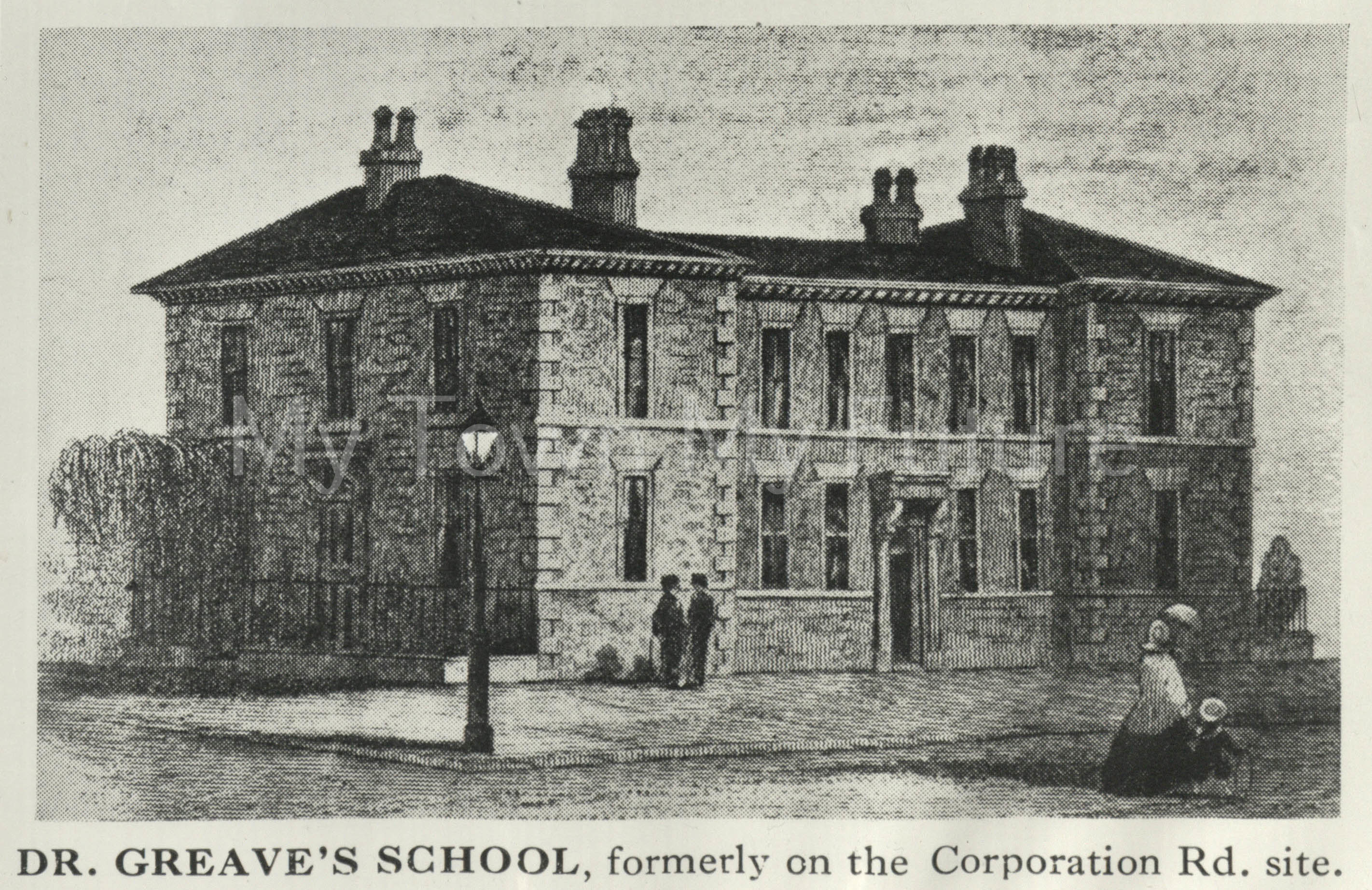 Dr Greave's School