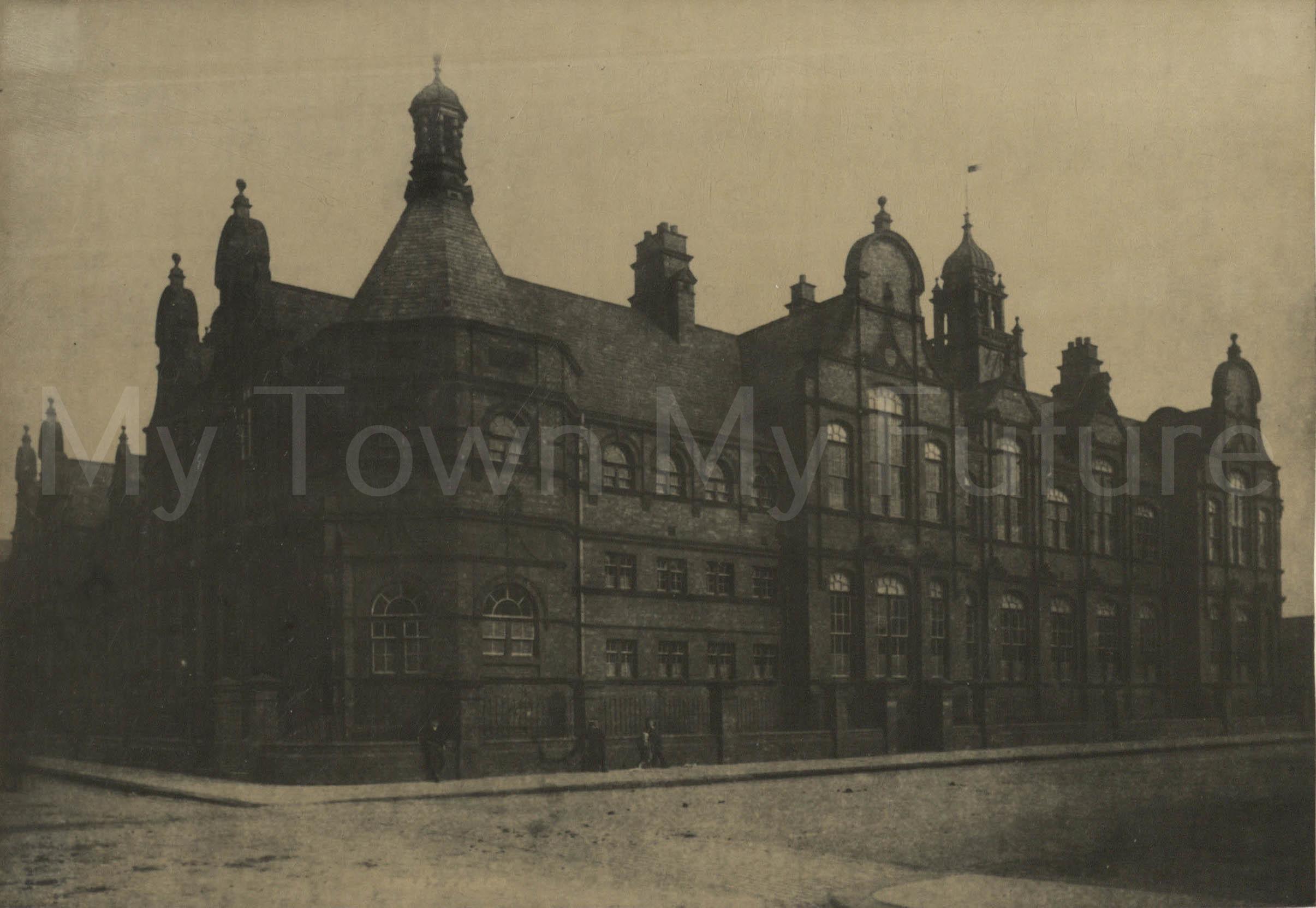Hugh Bell School