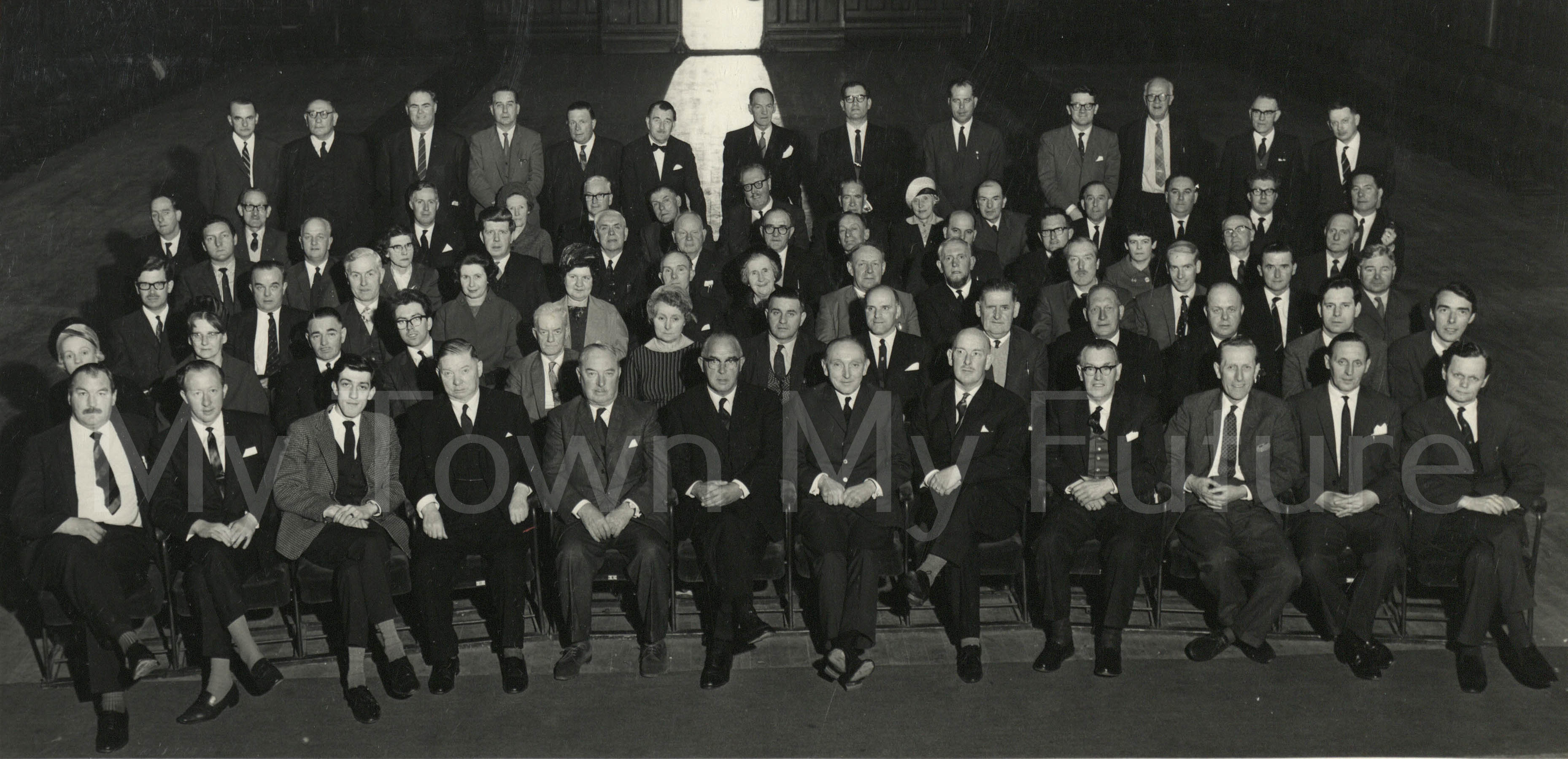 First Teesside Council 1967