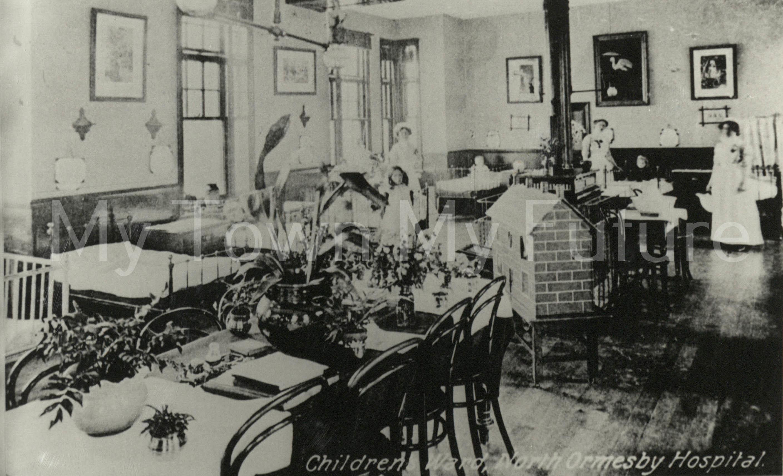 North Ormesby Cottage Hospital 1910
