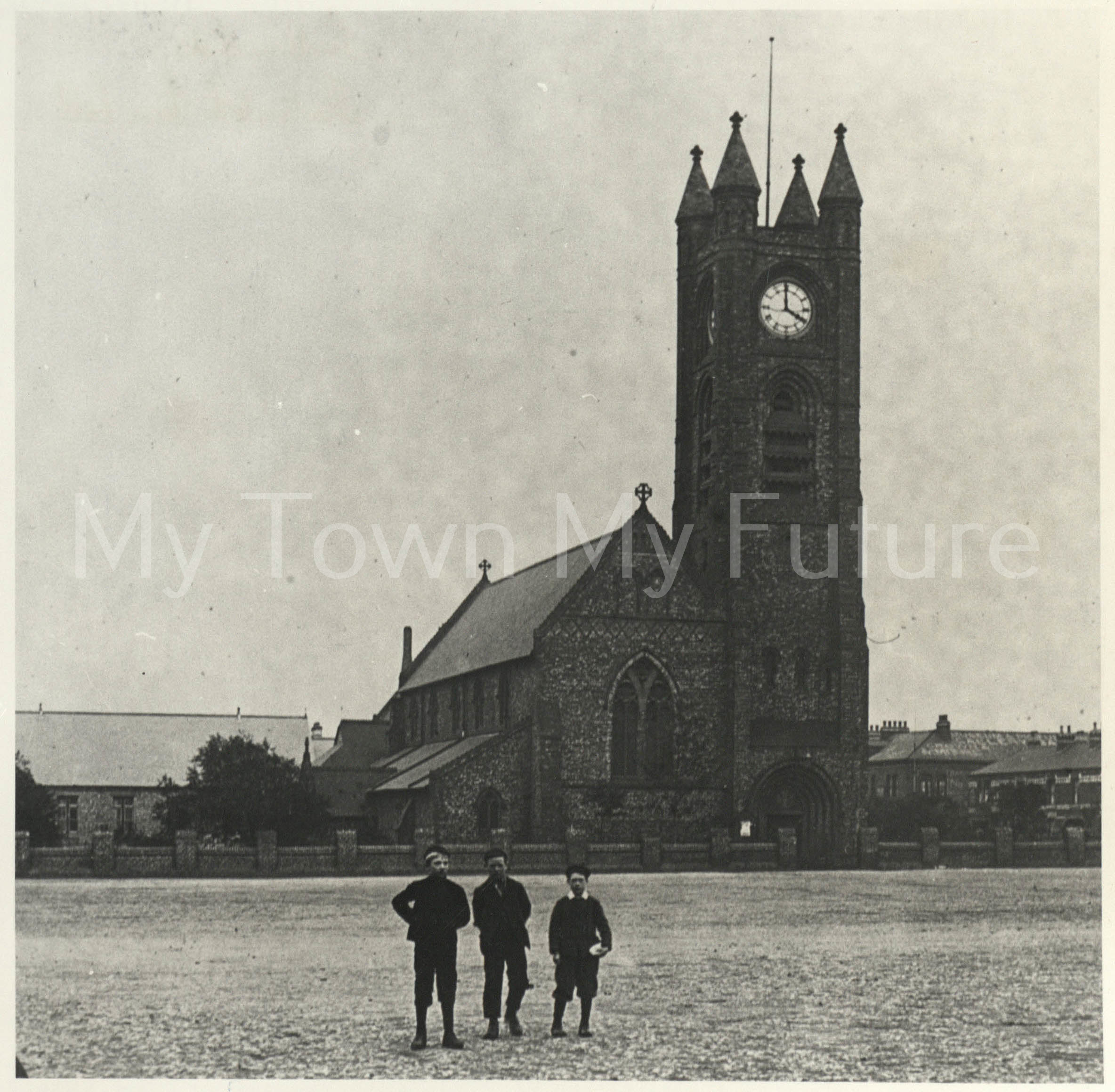 Holy Trinity Church North Ormesby 1900