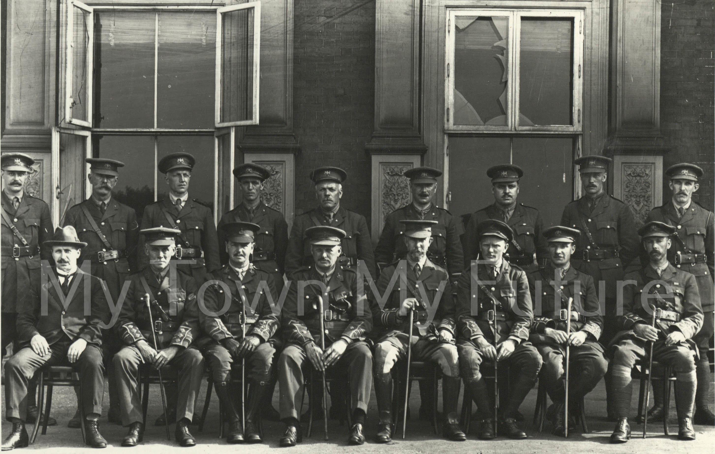 Marton Hall Stewart Park 1914