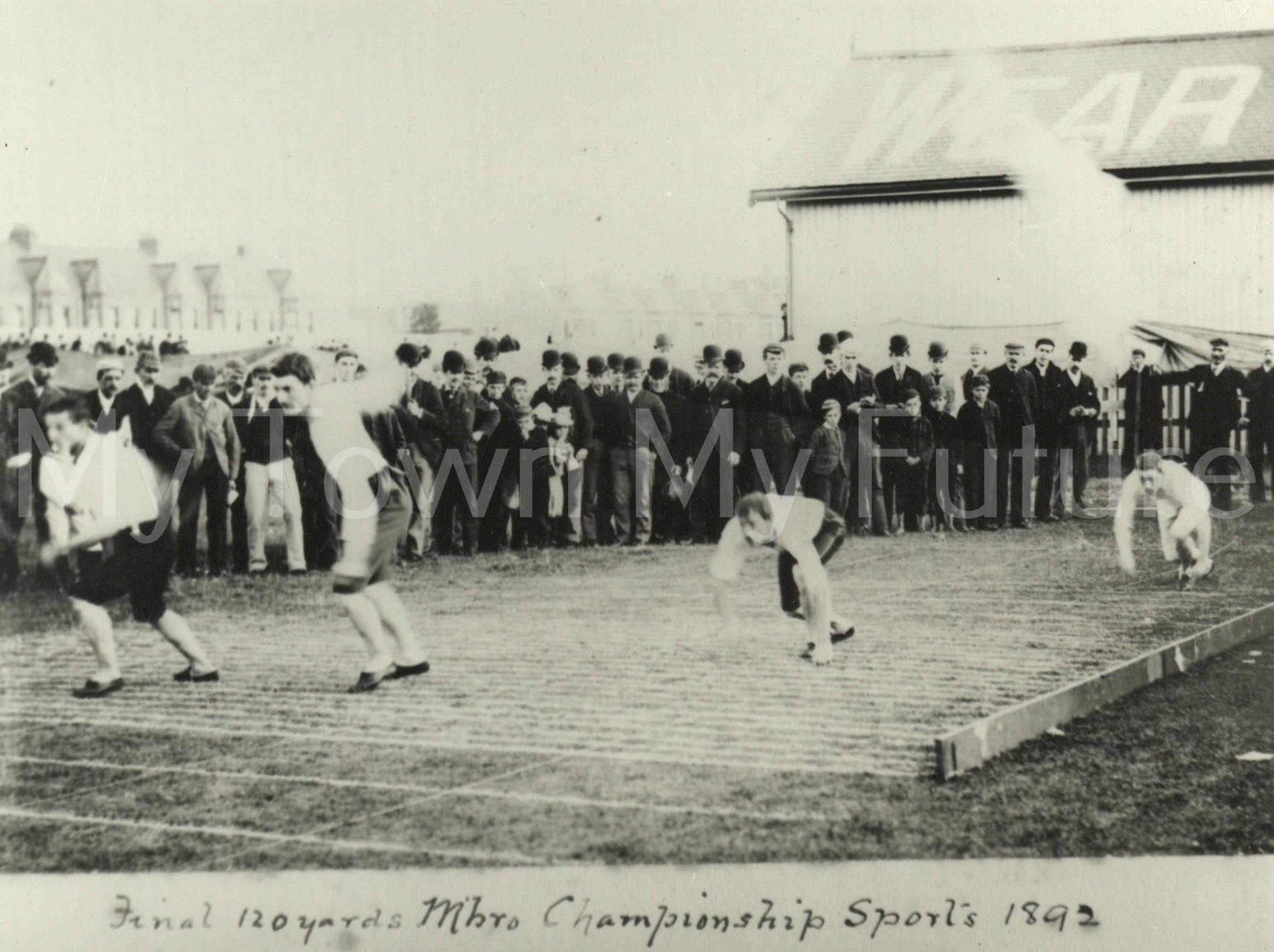 Middlesbrough Athletic Club1892