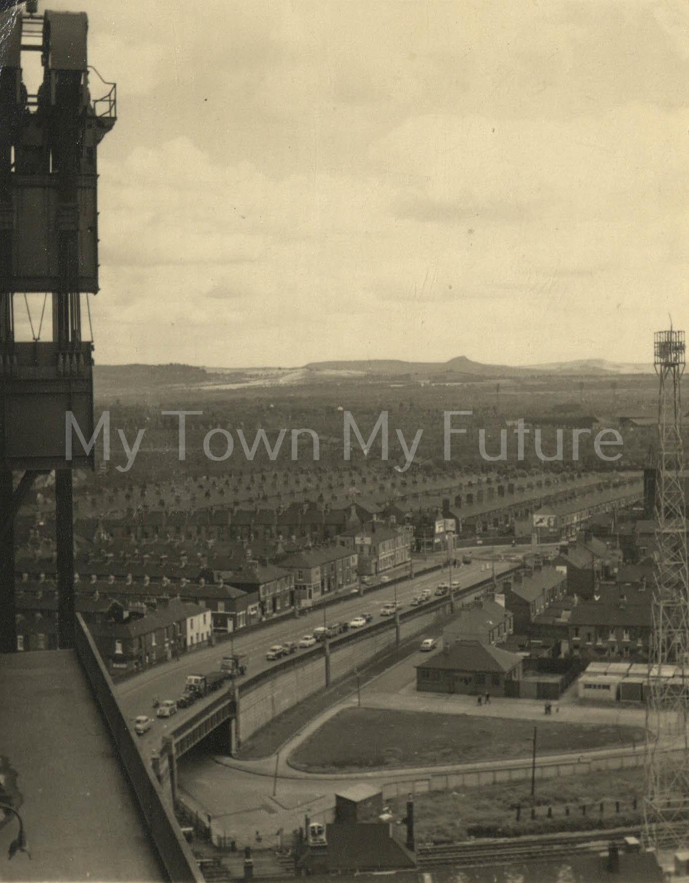 Newport Bridge - Marian Flint Collection