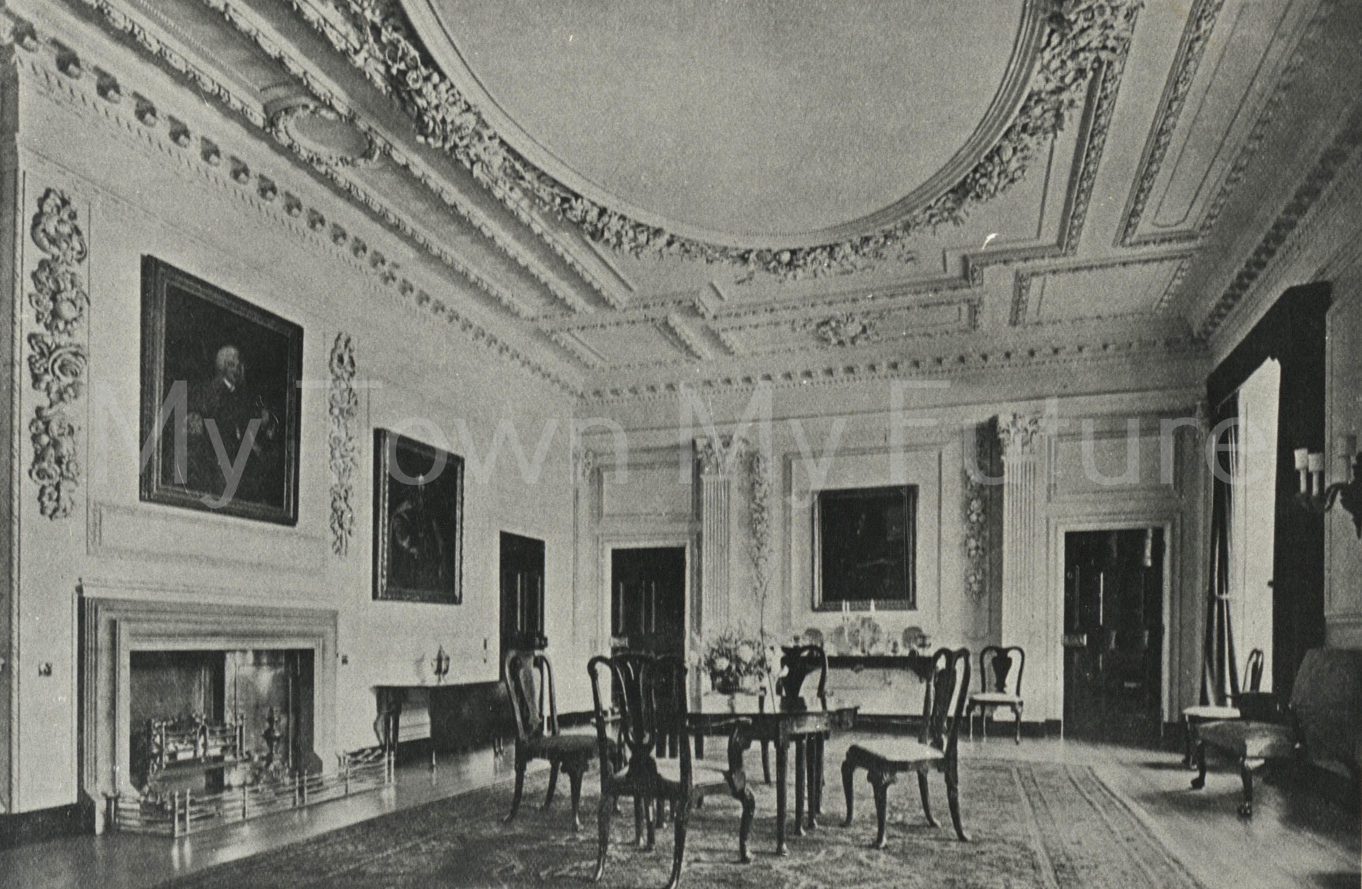Acklam Hall The new Dining-room