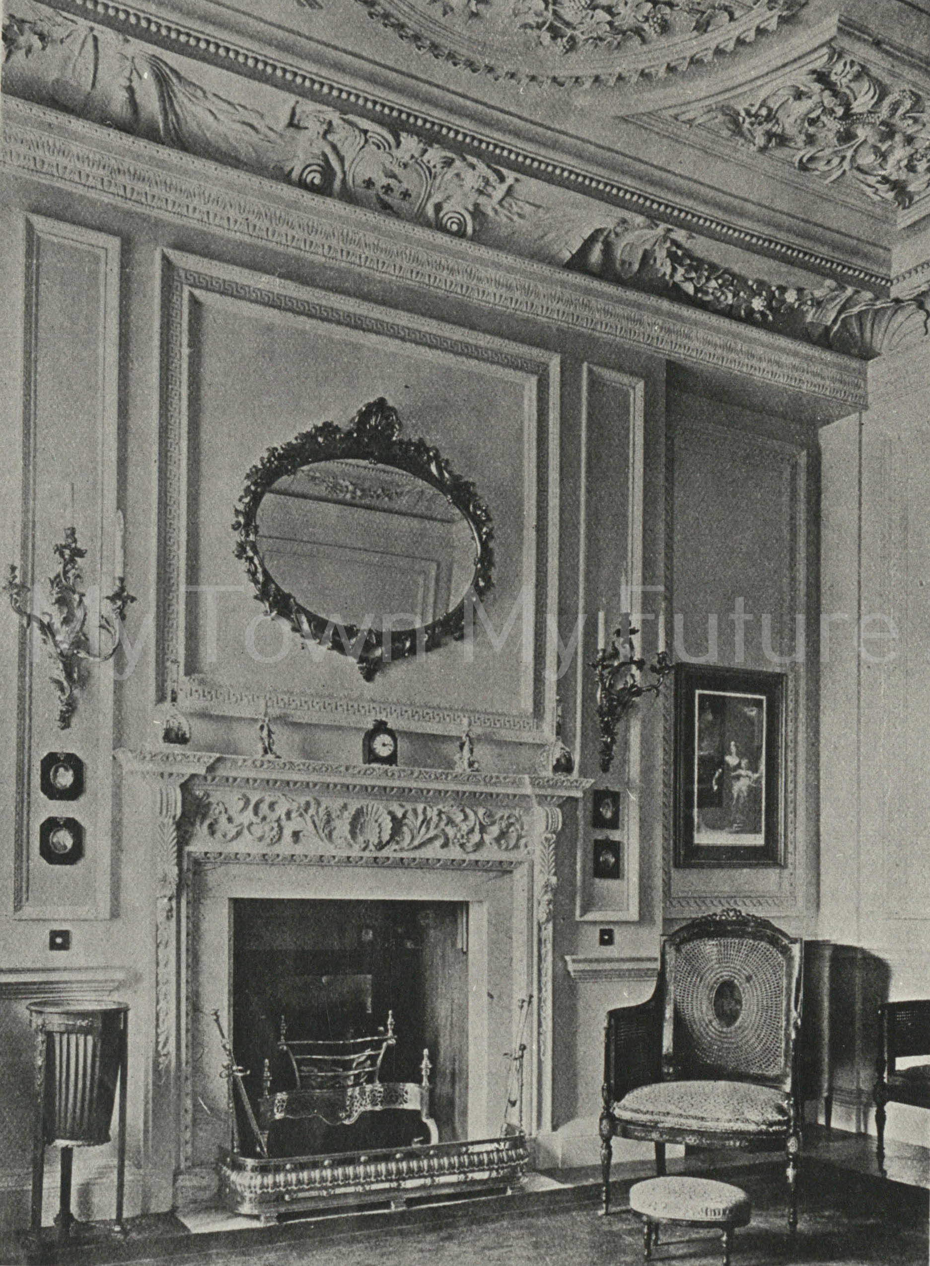 Acklam Hall Boudoir