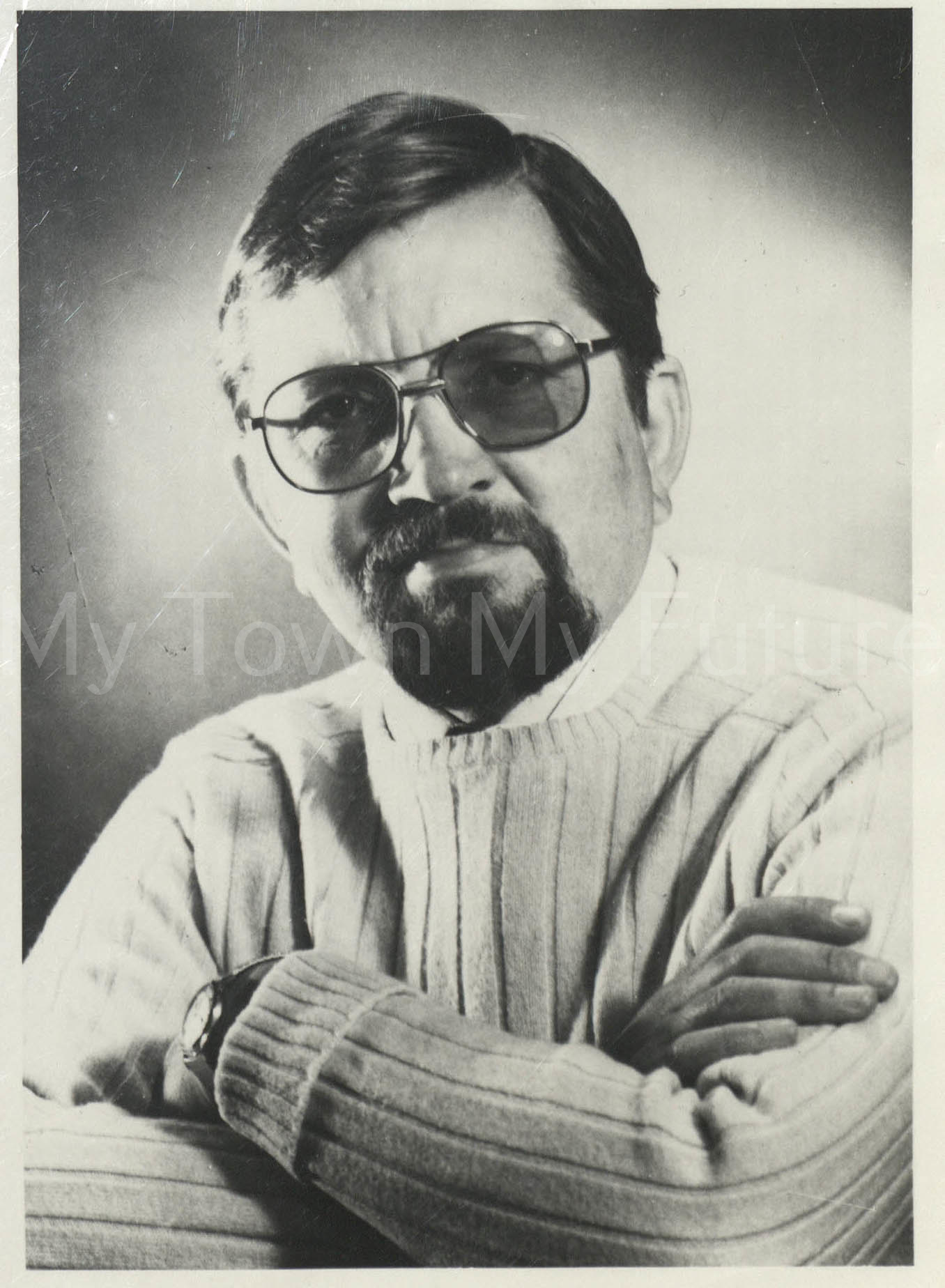 Mr Mark Adlard - 1980