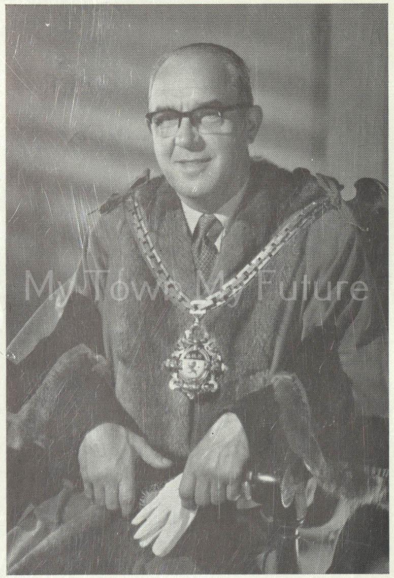 Matthew Newton Cooper, Mayor of Middlesbrough