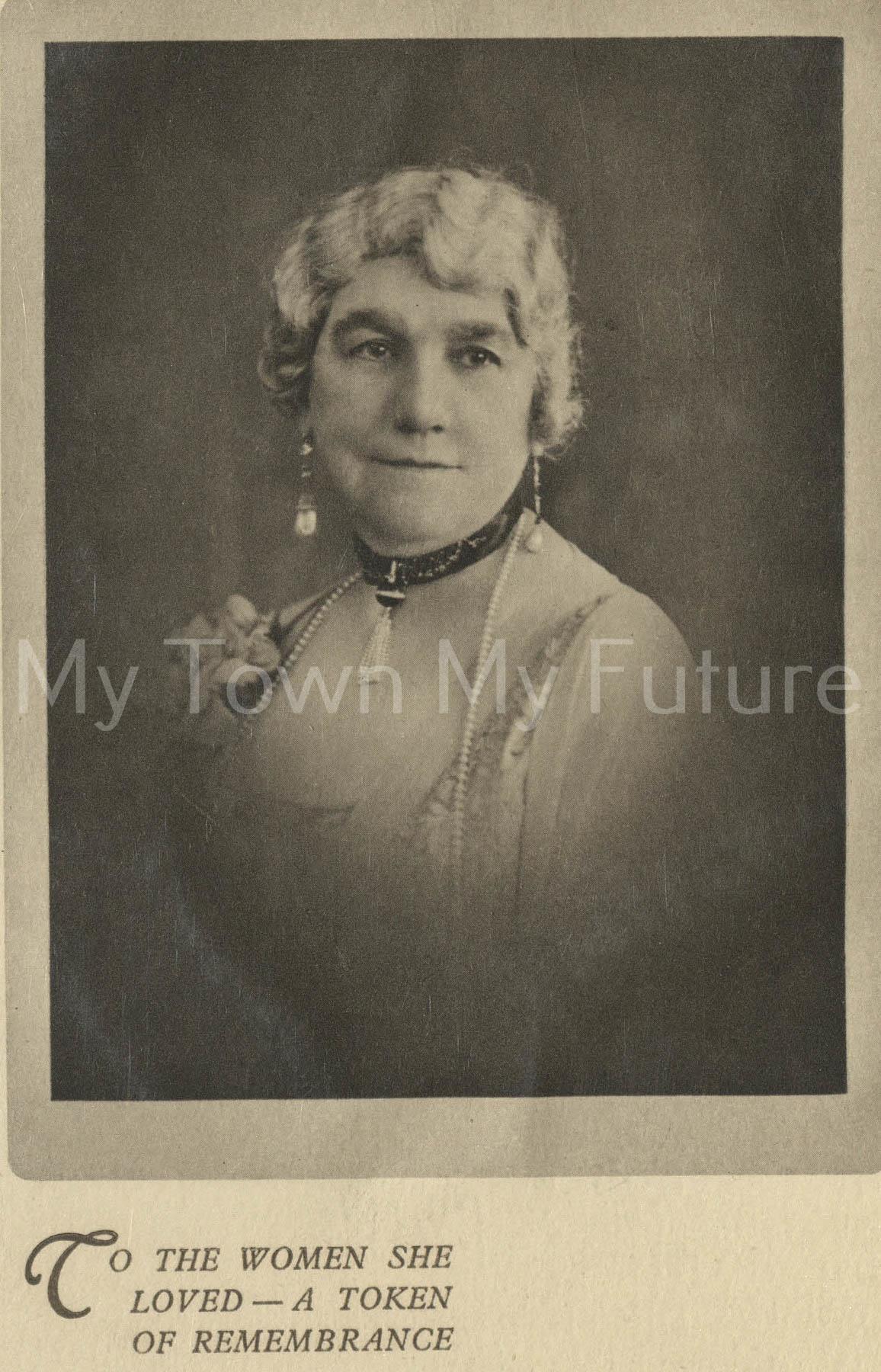 Edith Calvert