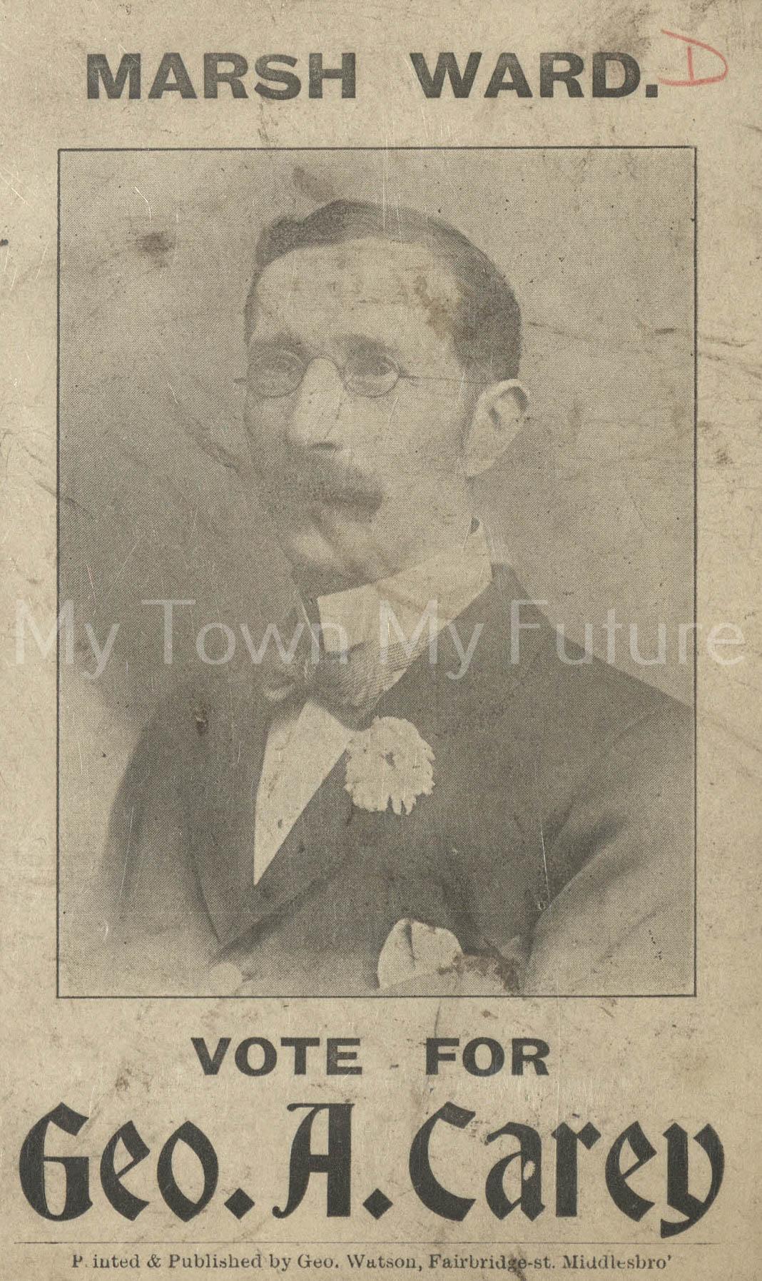 George.A.Carey Councillor