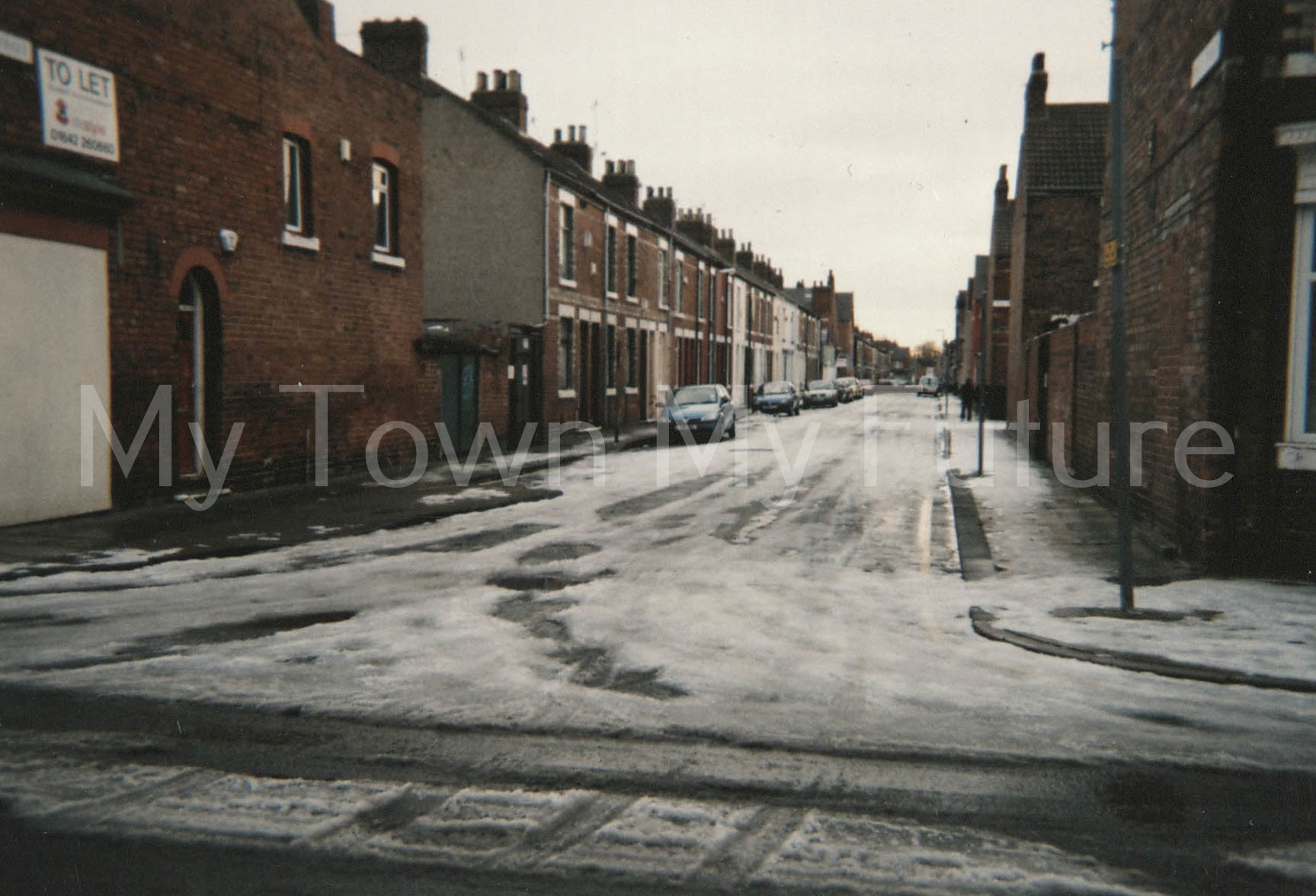 Percy Street, Middlesbrough (2010)