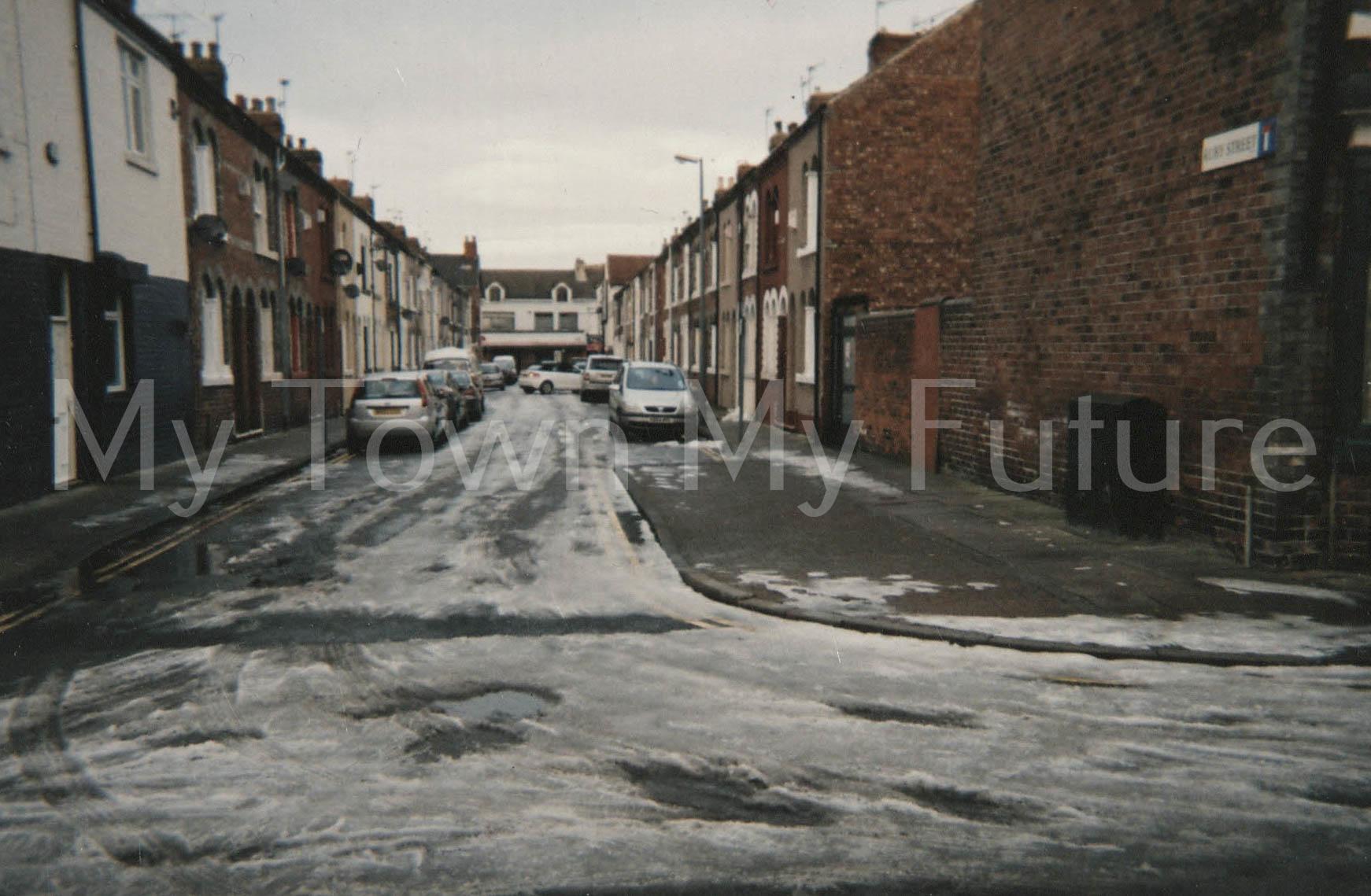 Ruby Street, Middlesbrough (December 2010)